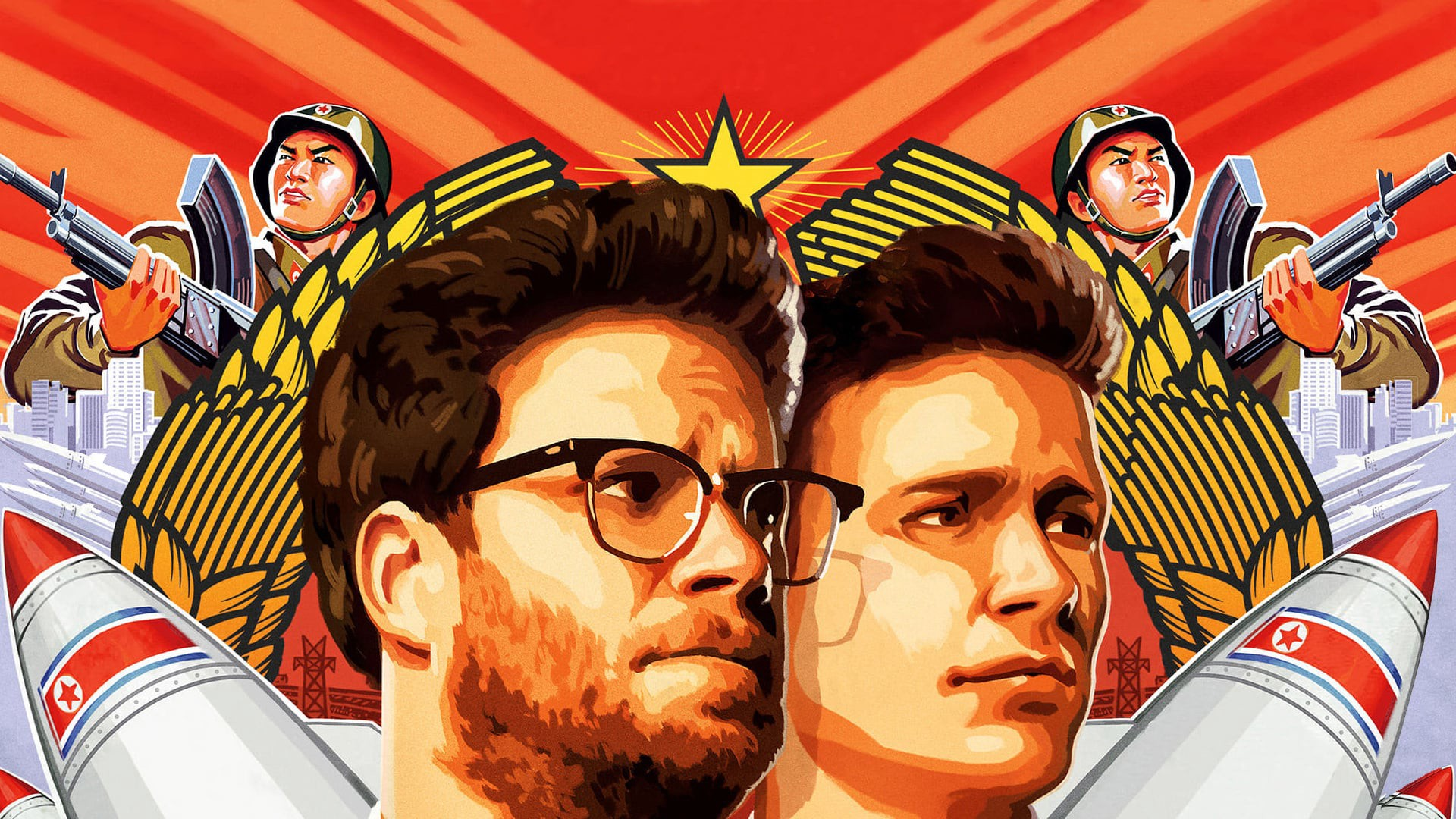 the interview full movie free online streaming