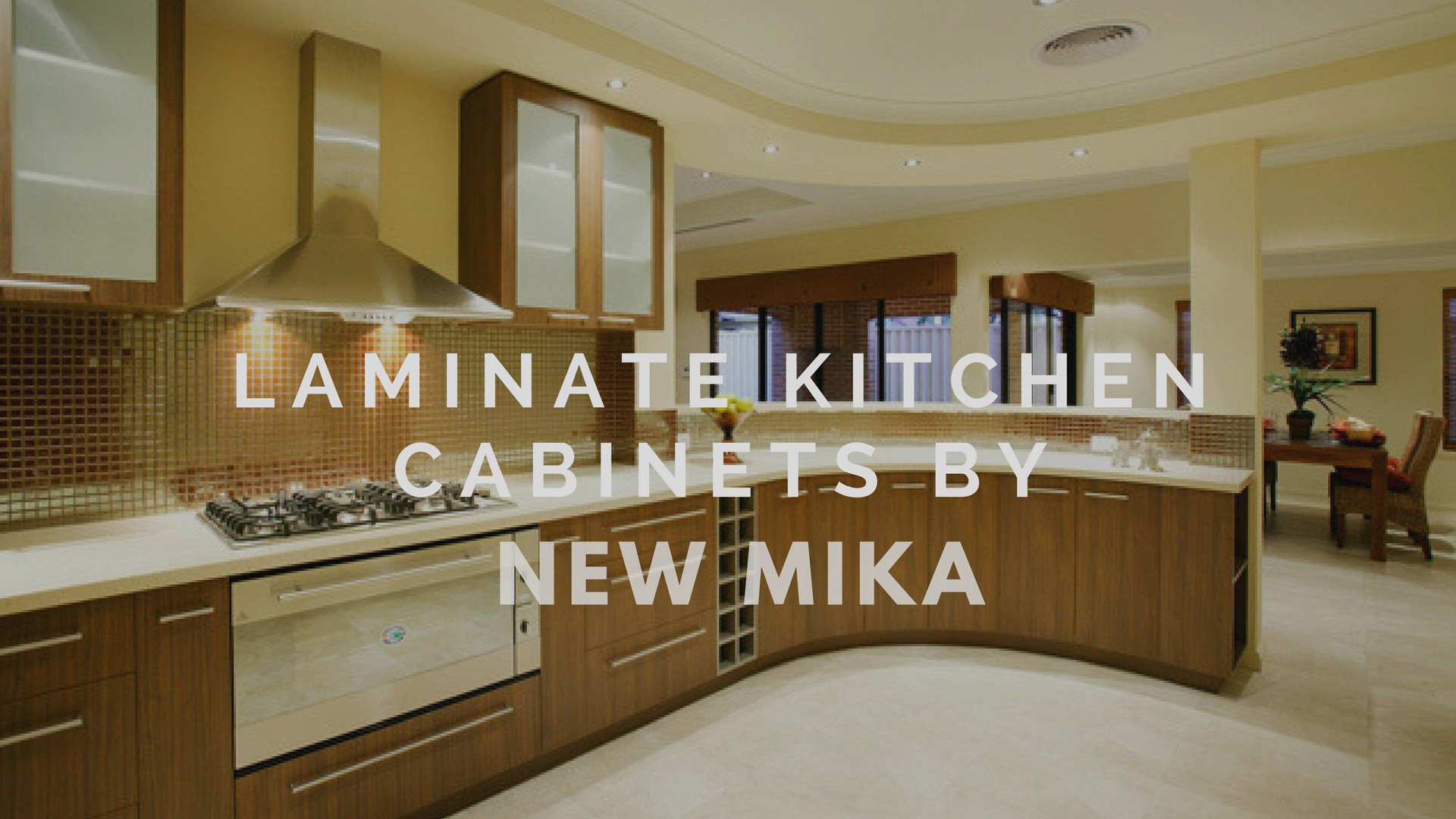 Why Choose Laminate Kitchen Cabinets Over Solid Wood Ones By New Mika Medium