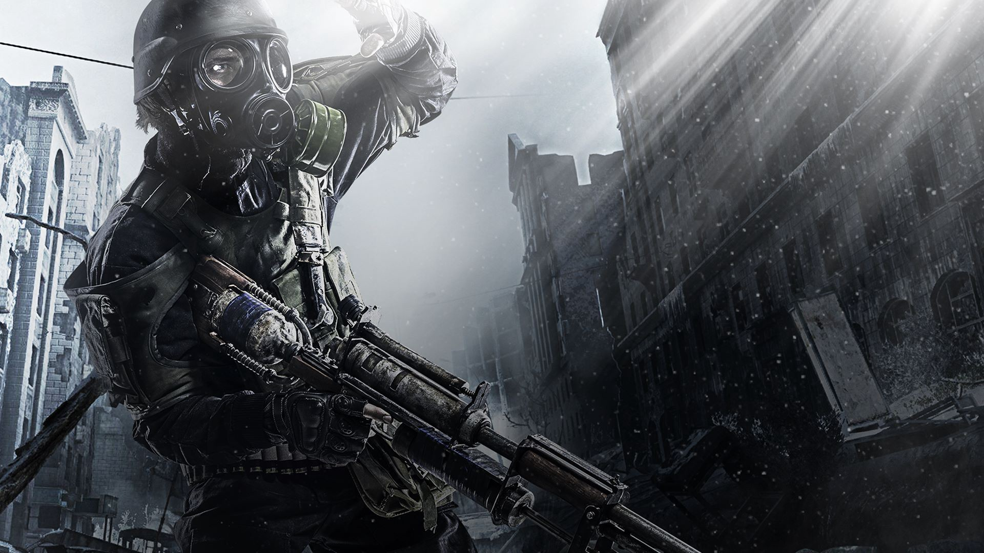 Metro 2033: Dated Gameplay, but Not-So-Dated Story - Edmond