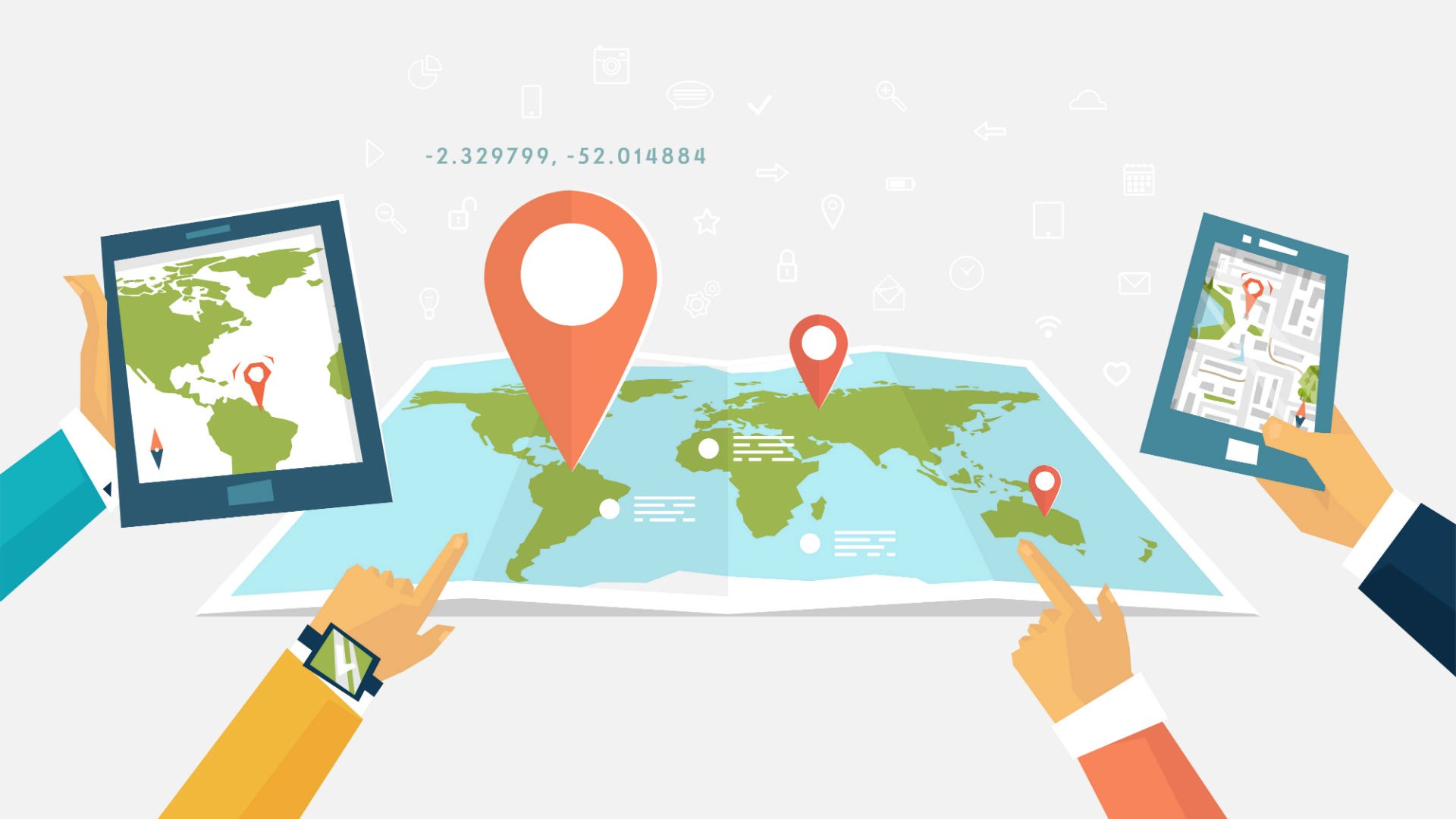Guide To Getting Location in Android(Latitude and Longitude