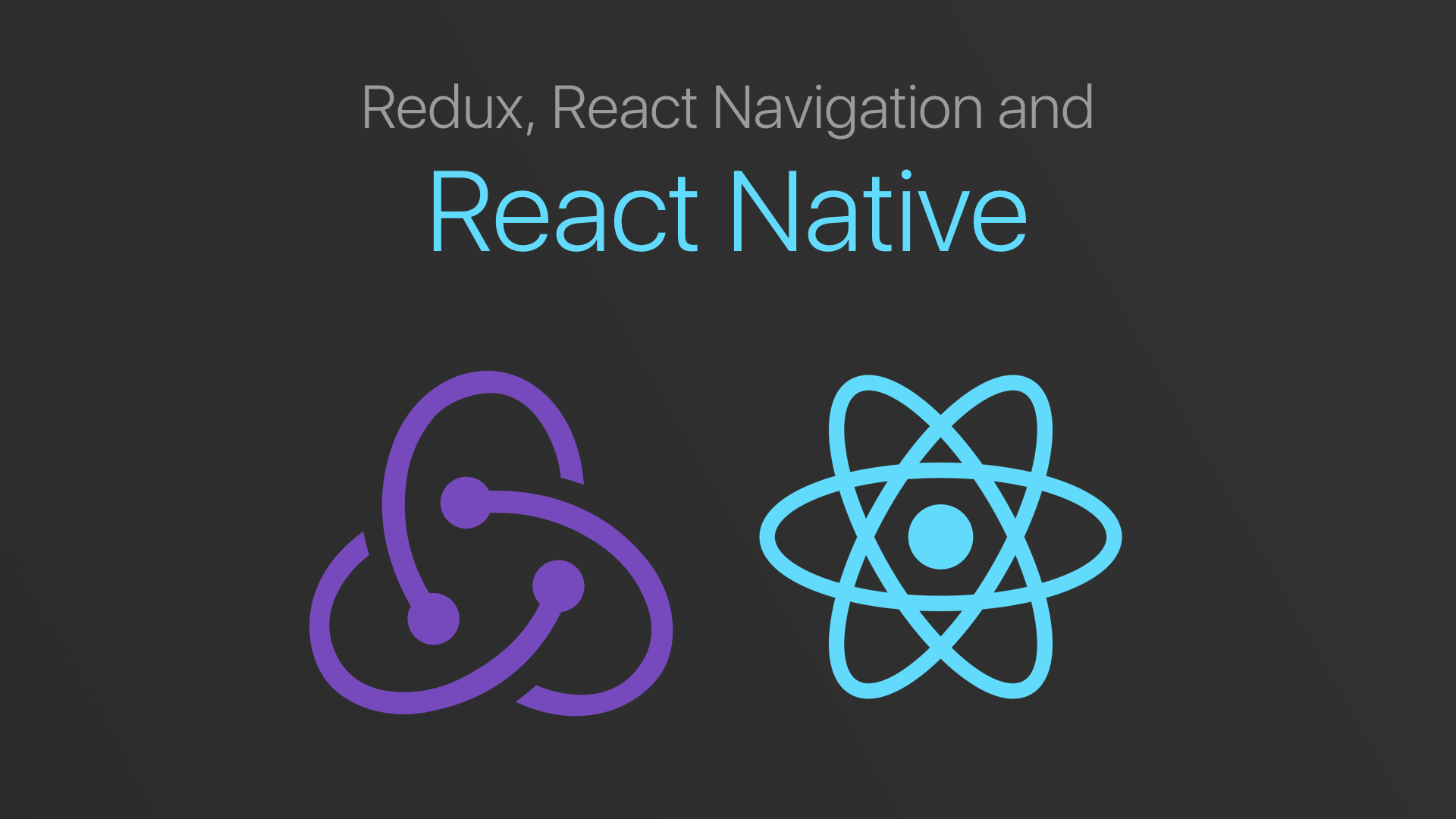 Things to know before using react-navigation - Wealthy Blog
