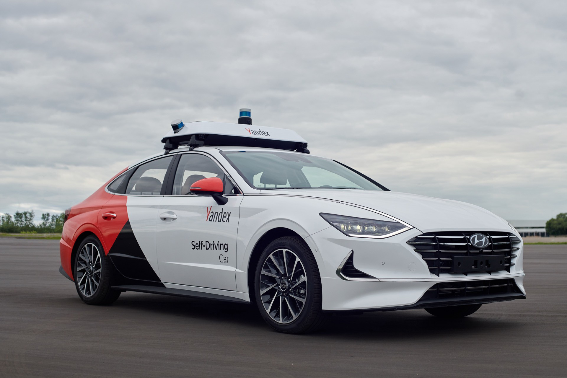 International Auto Show 2020.Yandex Comes To Detroit Robo Taxi Service To Run During The