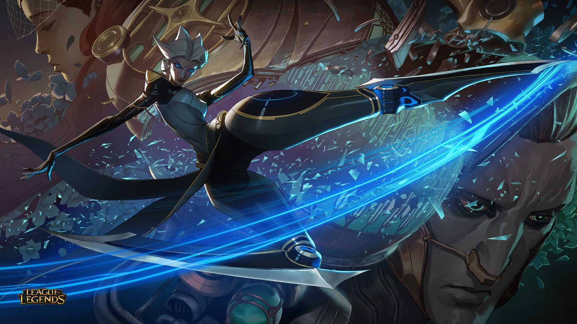 League of Legends: Camille Support Is Real - Hollywood com