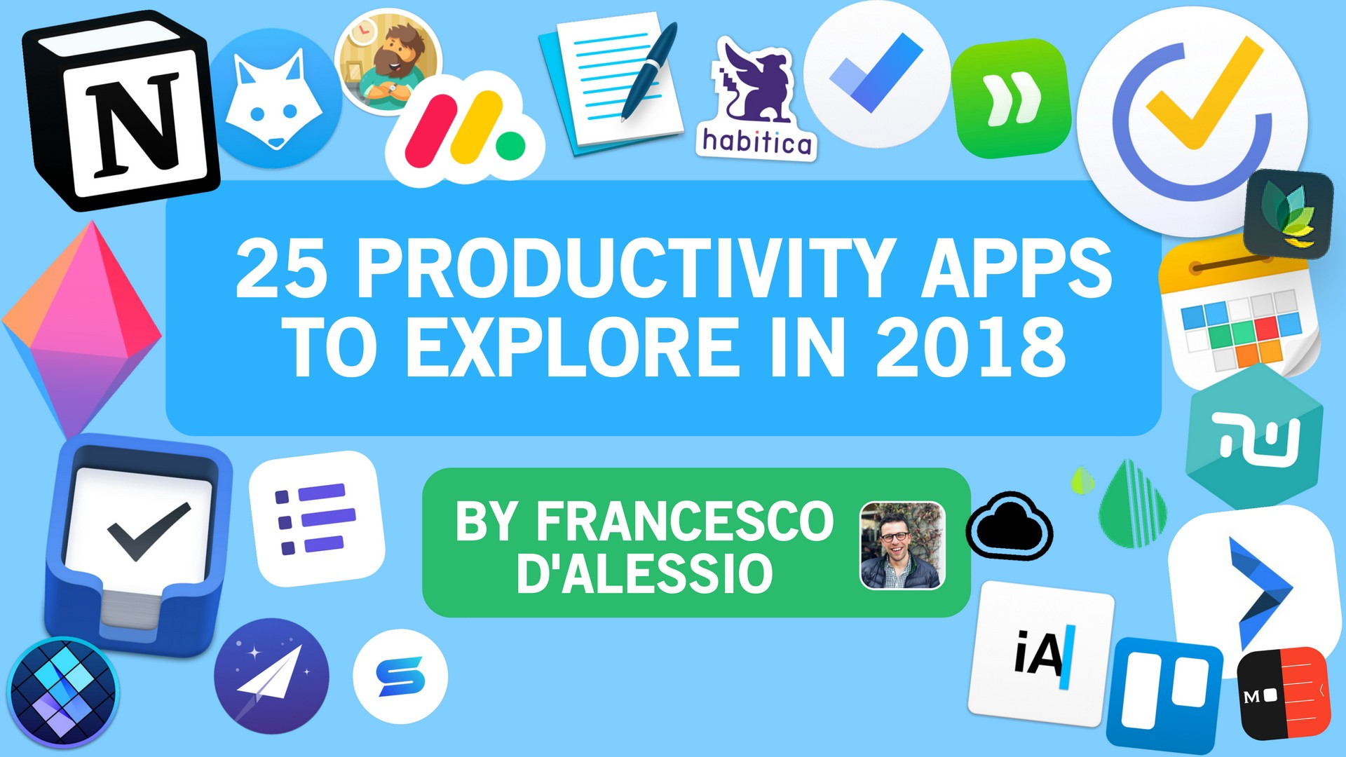 25 Productivity Apps to Explore in 2018 - Mission org - Medium