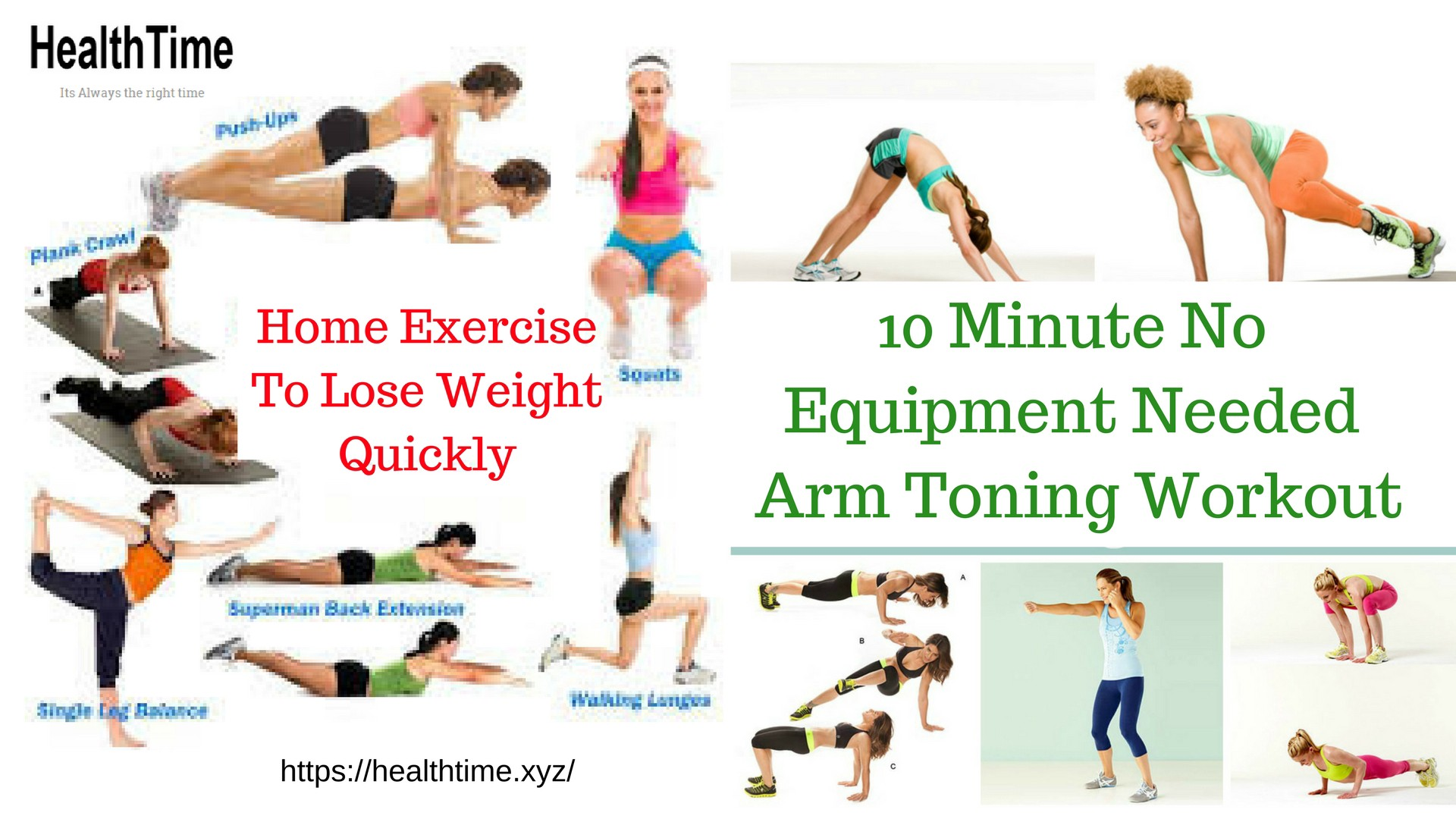What are good exercises to lose weight at home