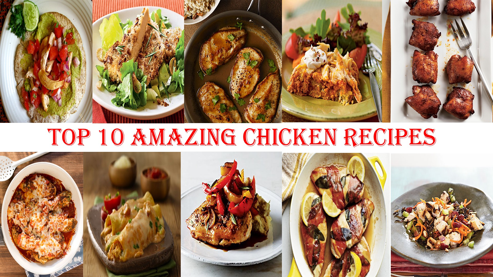 Top 10 Amazing Chicken Recipes For Bodybuilding Superfoods By Mr Some Medium
