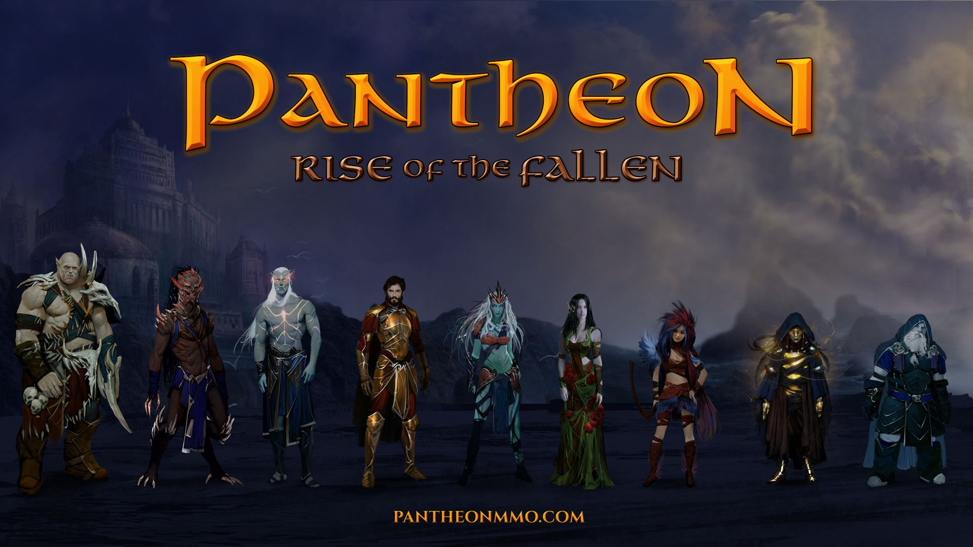 Why I'm Supporting Pantheon: Rise of the Fallen - Jeremy