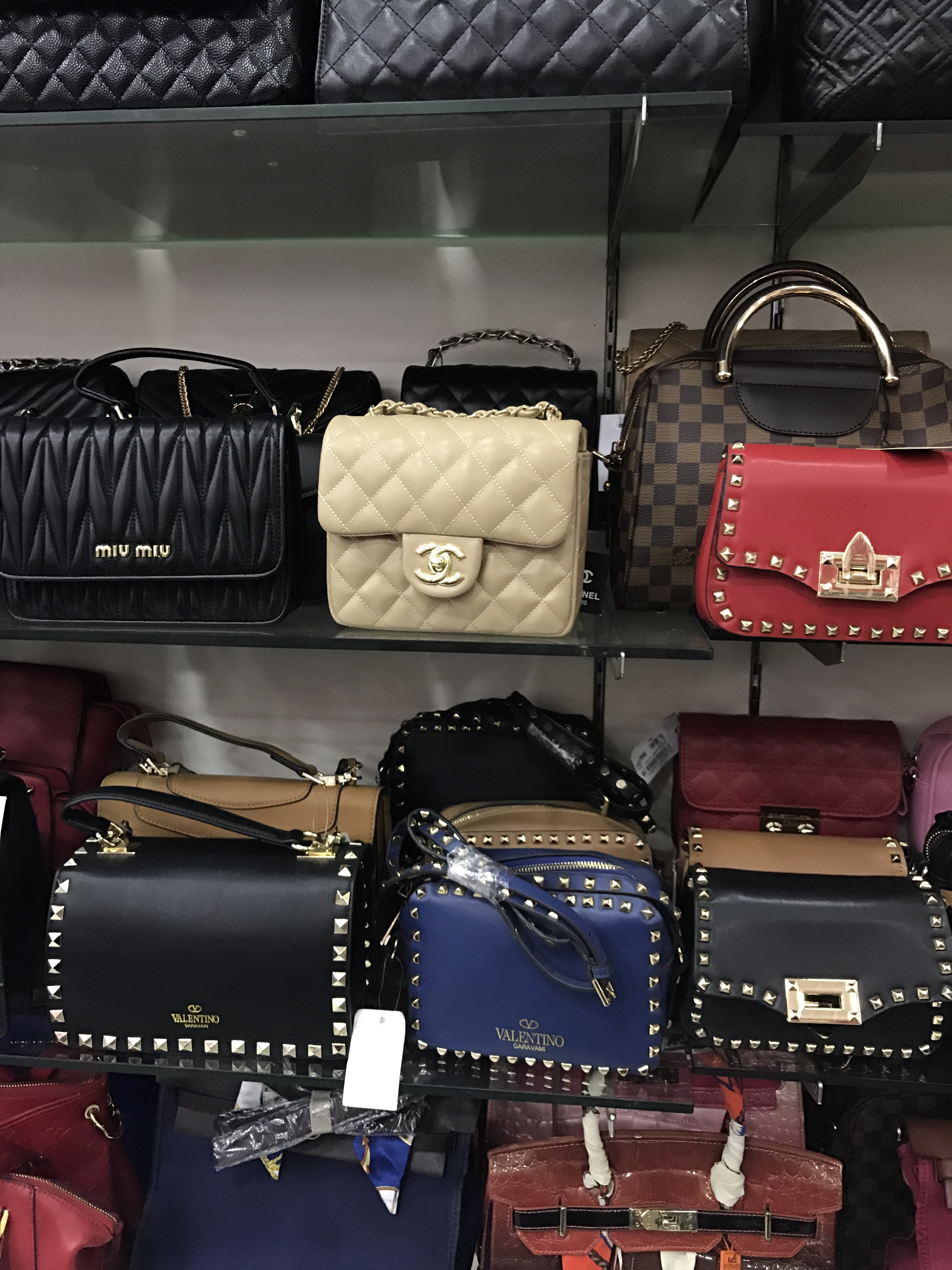 9808a86bc The Truth About Counterfeit Luxury Handbags - Becca Risa Luna - Medium