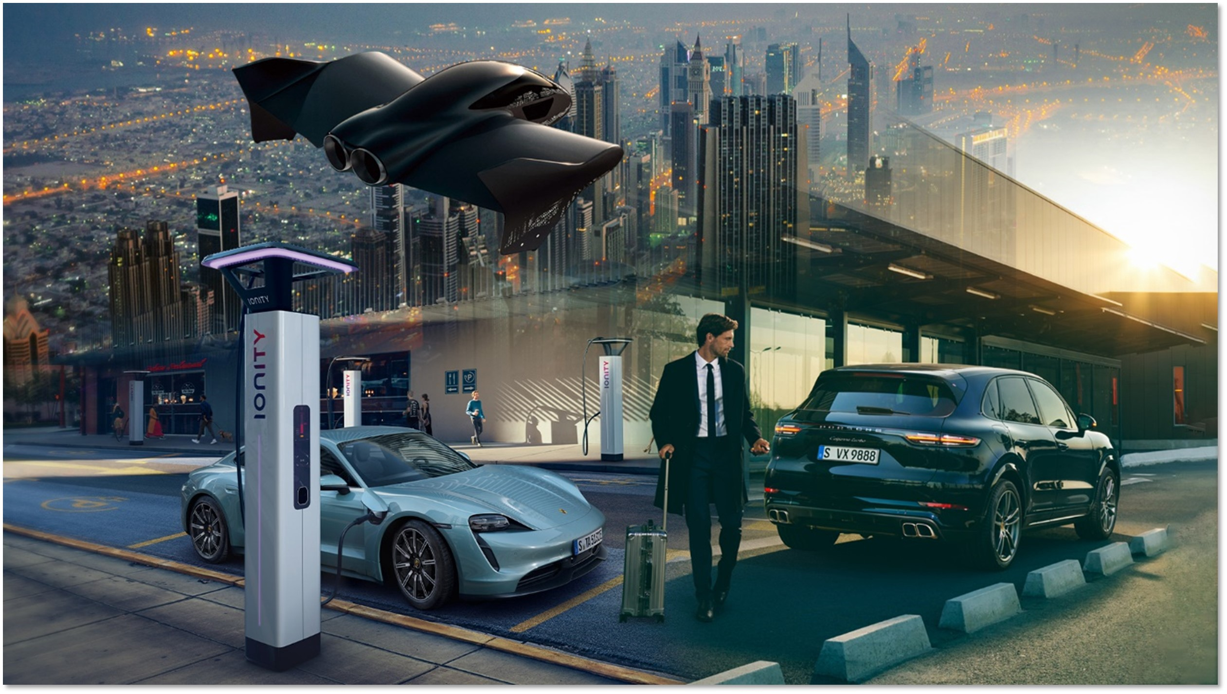 CES 2021 | The Future of Mobility Services