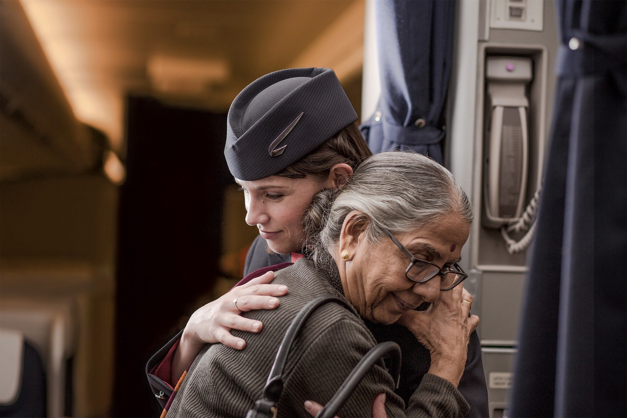 British Airways — Fuelled by love❤campaign - AD DISCOVERY