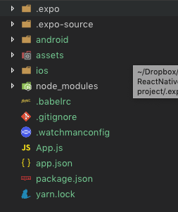 React Native Notes 1: Eject Expo with ExpoKit [UPDATED]
