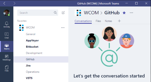 Switching to Microsoft Teams. Lowering barrier to entry by automating… | by  Mattias Karlsson | Medium