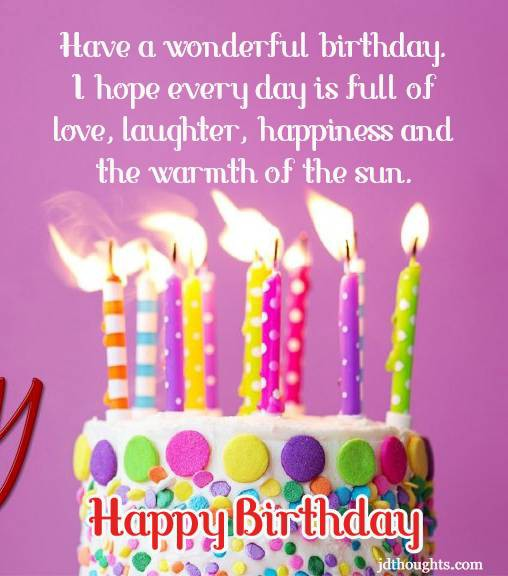 Happy Birthday 500 Quotes Messages And Wishes By Jdthoughts Medium