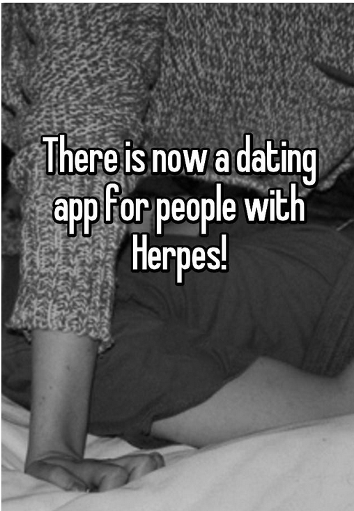 STD dating appar