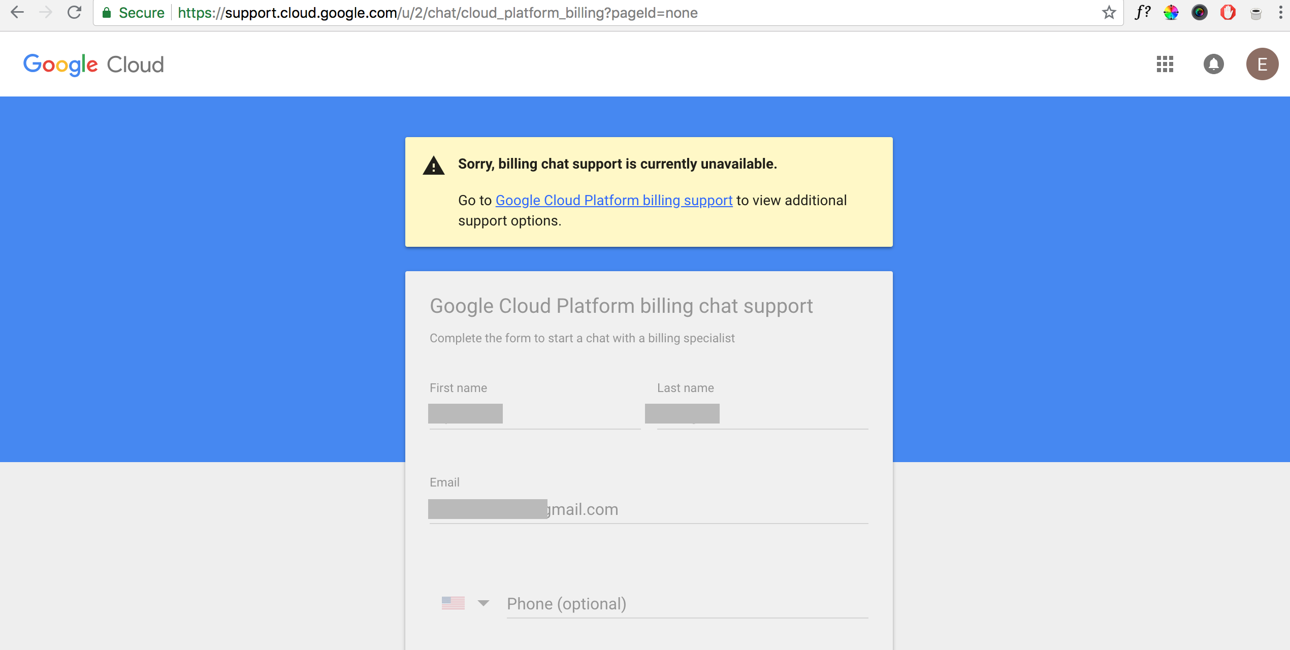 Why you should not use Google Cloud  - Punch a Server - Medium