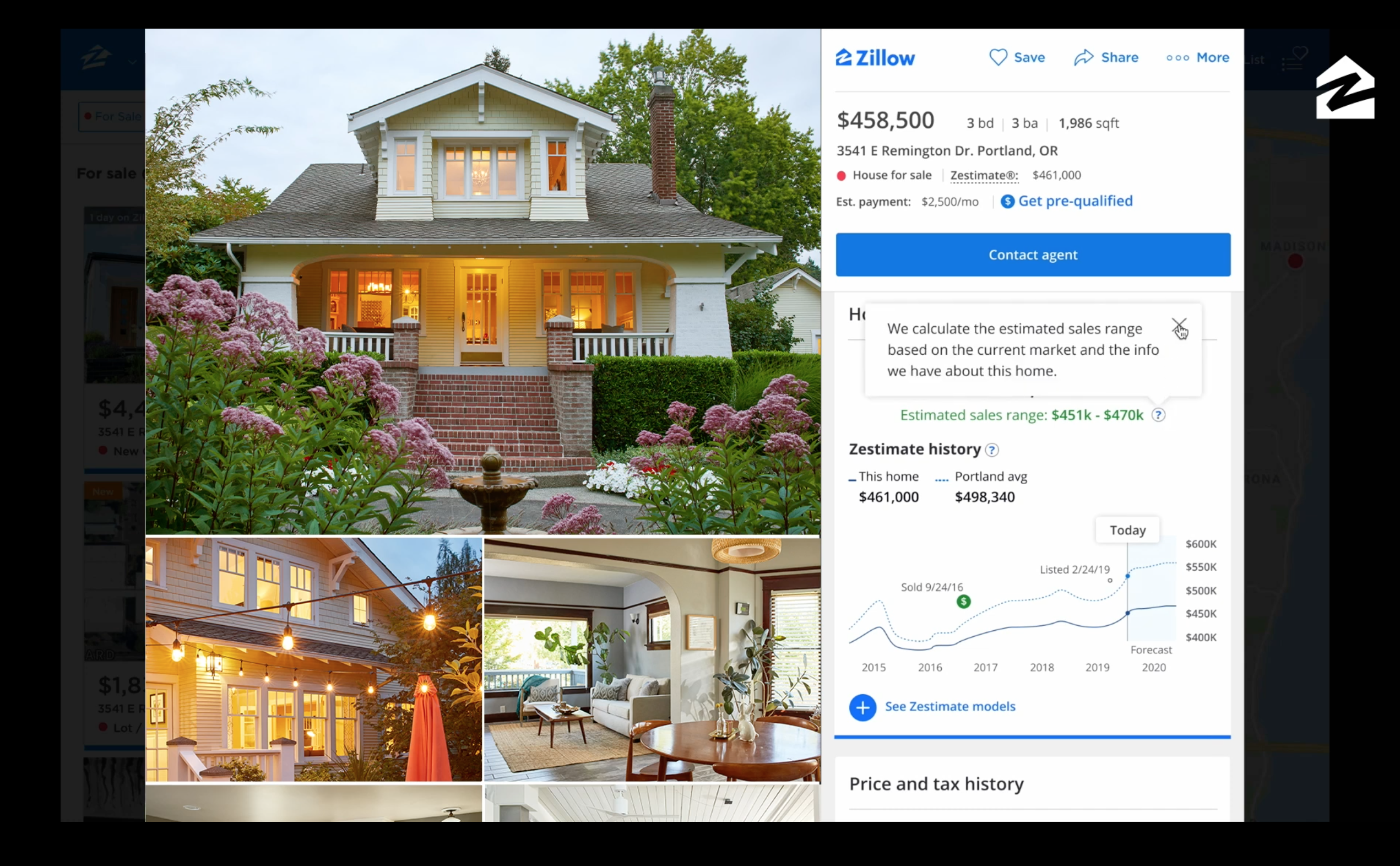 Introducing A New And Improved Zestimate Algorithm Zillow