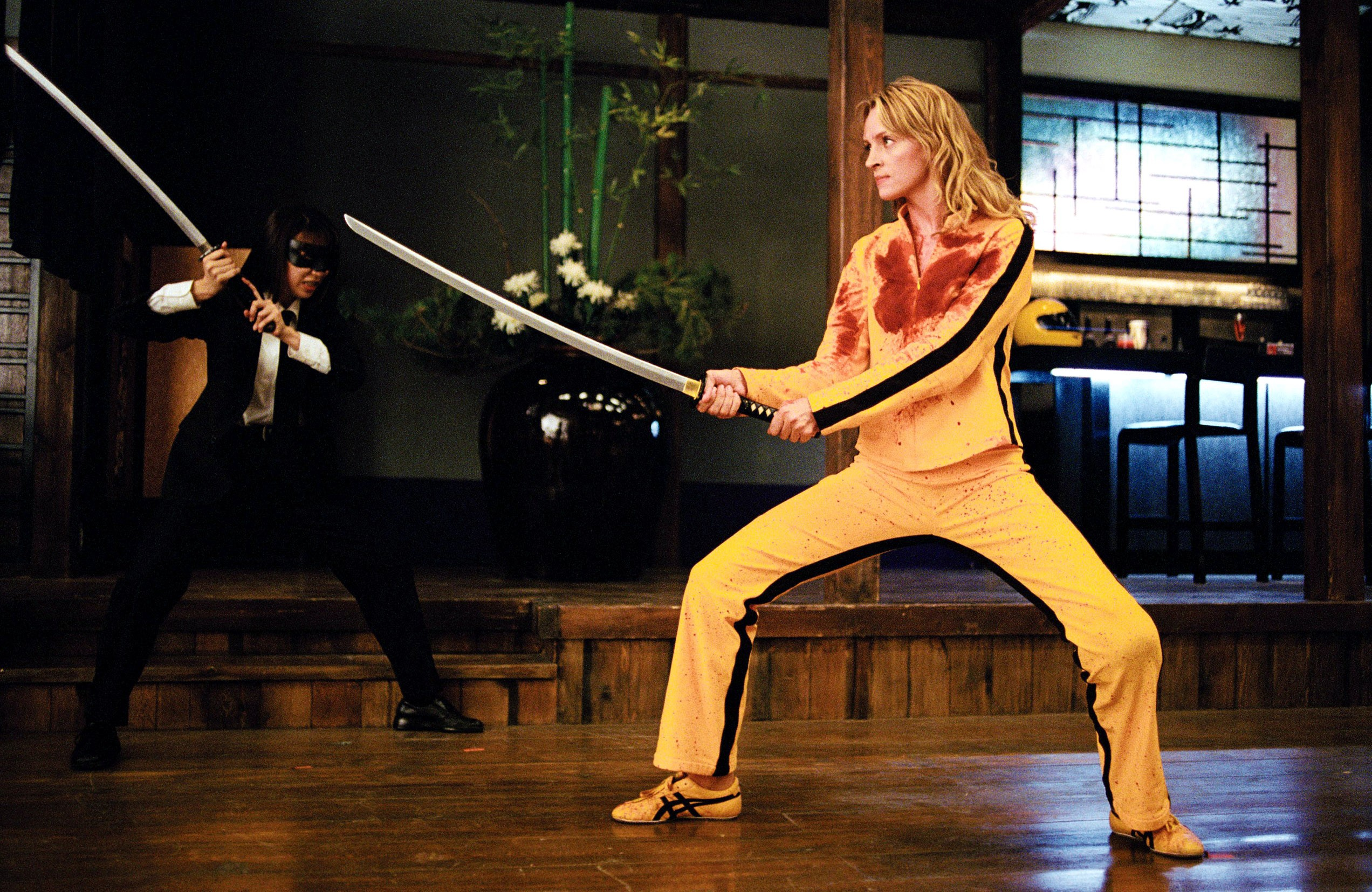 the best attitude 2adac 6fab7 Martial Arts Movie Stars Bruce Lee & Jim Kelly Wore Onitsuka ...