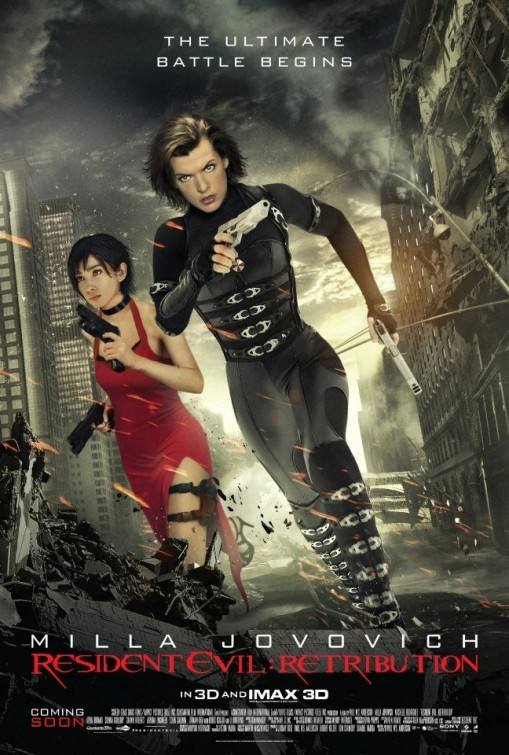 123 Movies Resident Evil Retribution 2012 Streaming Hd