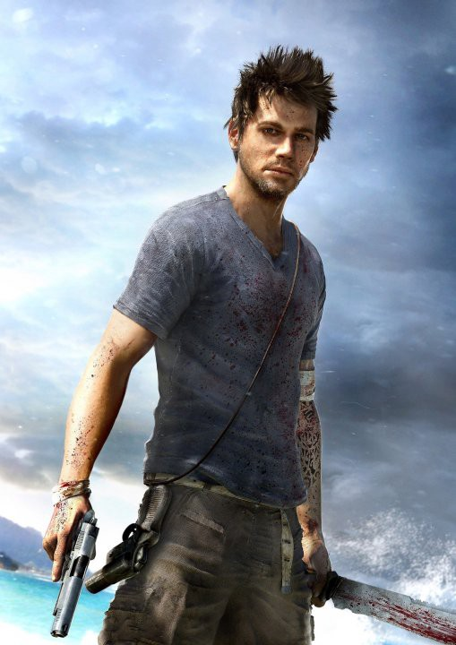 far cry 2 characters