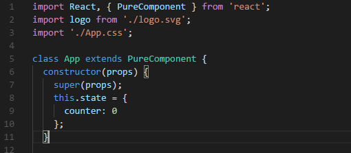 Performance Optimization in React using Pure Components and