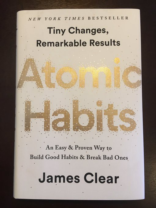 Book Review — Atomic Habits by James Clear   by 'Tosin Adeoti   Medium