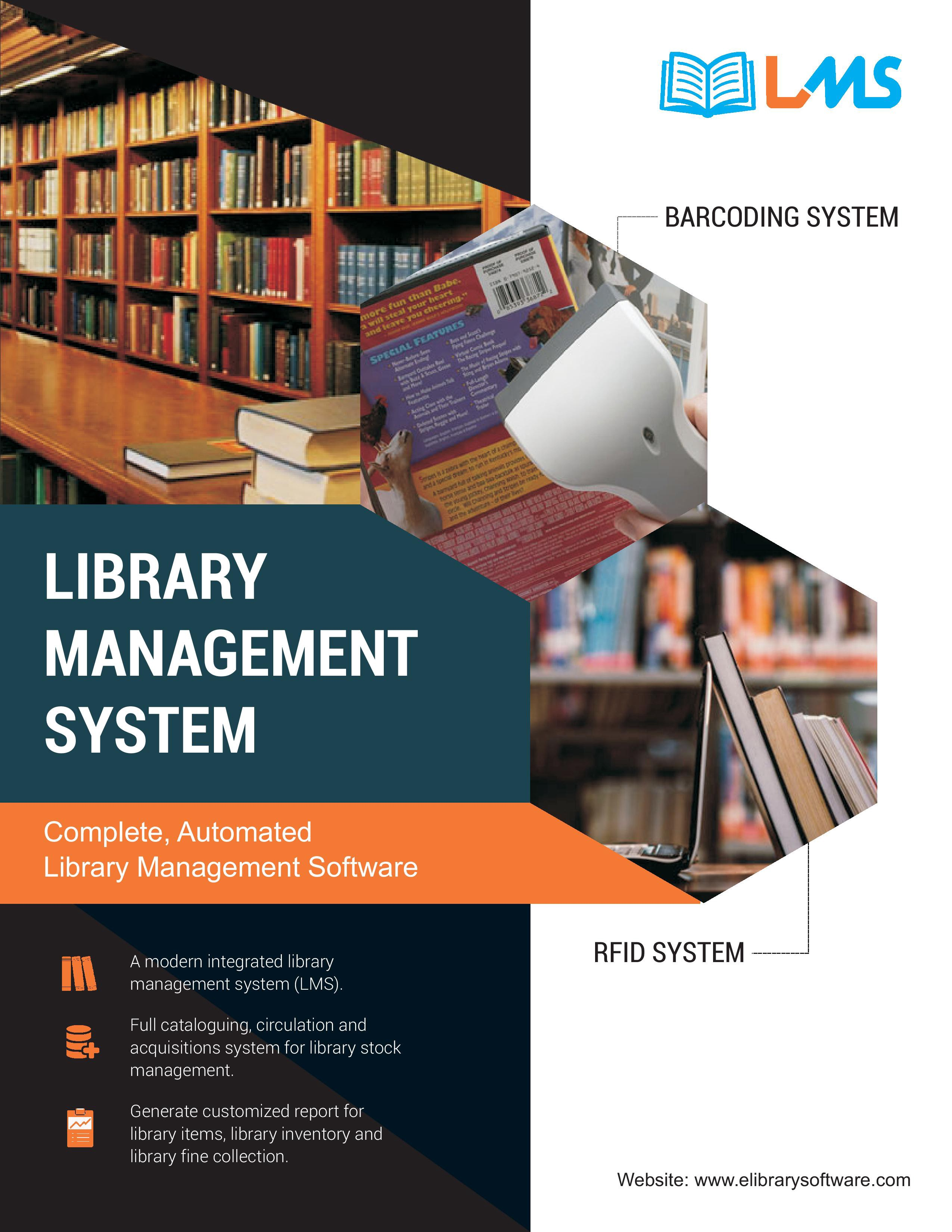 Latest Technology Used In Library Management System By E Library Software Medium