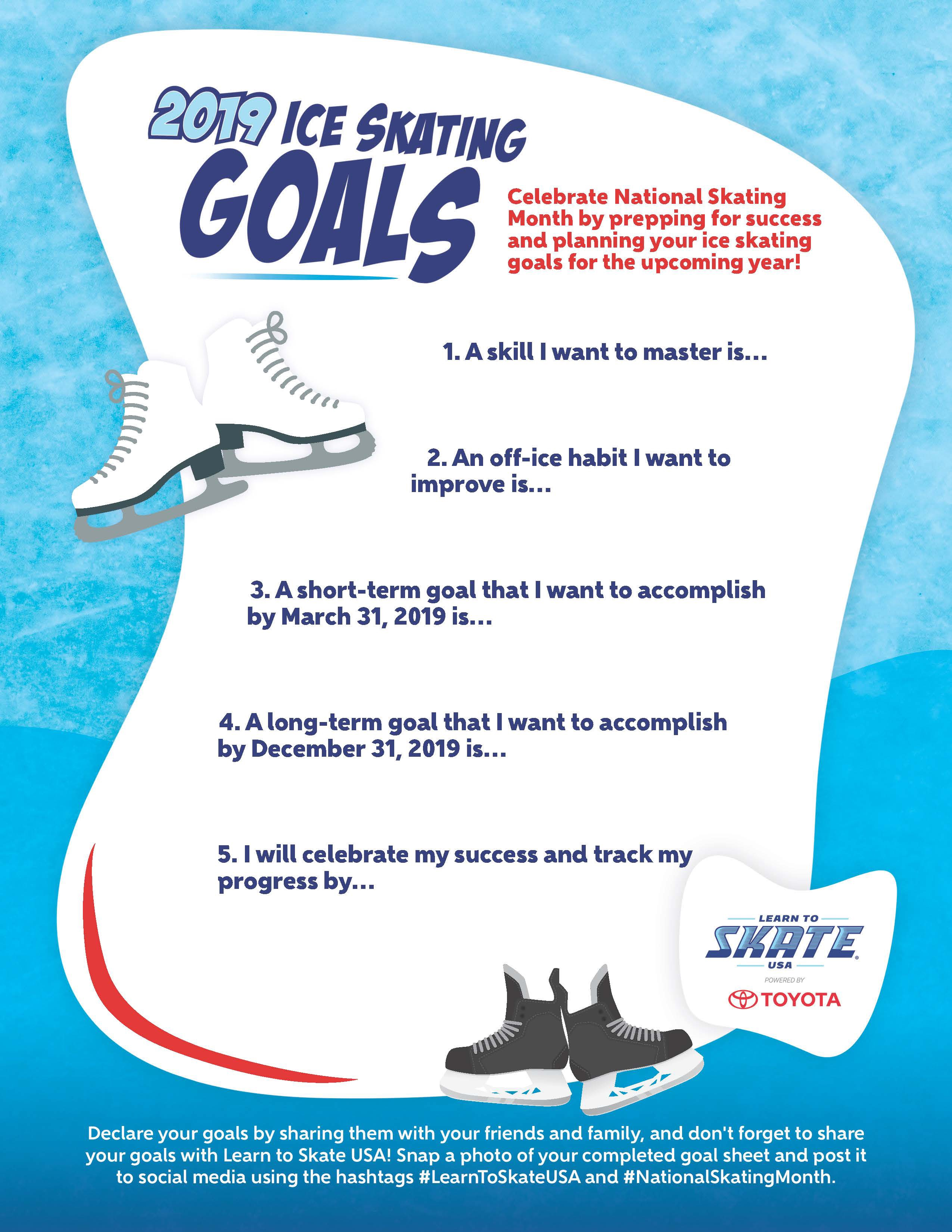 5 Ways to Celebrate National Skating Month - Learn To Skate