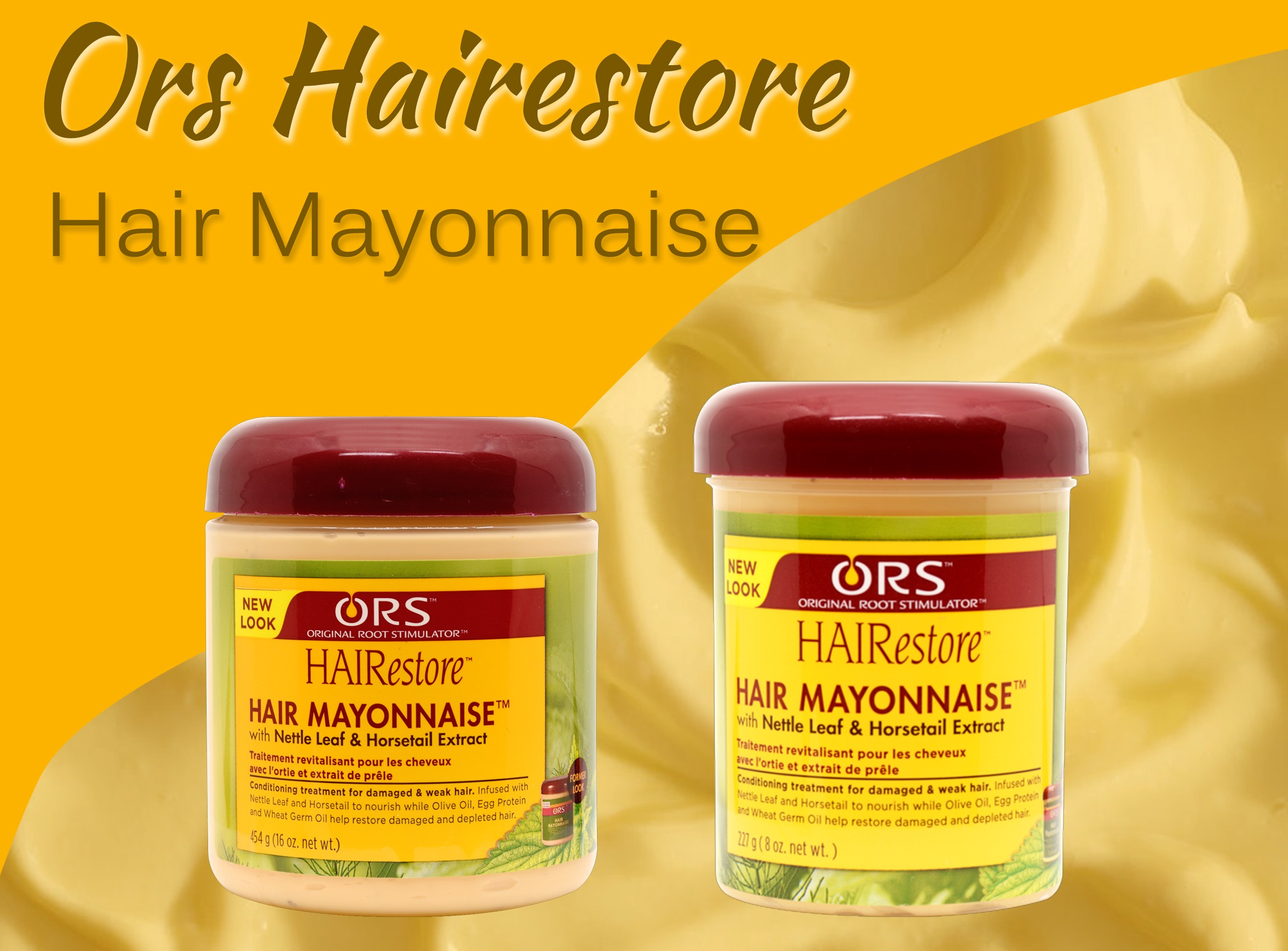 ors hairestore hair mayonnaise - ram bhavlekar - medium