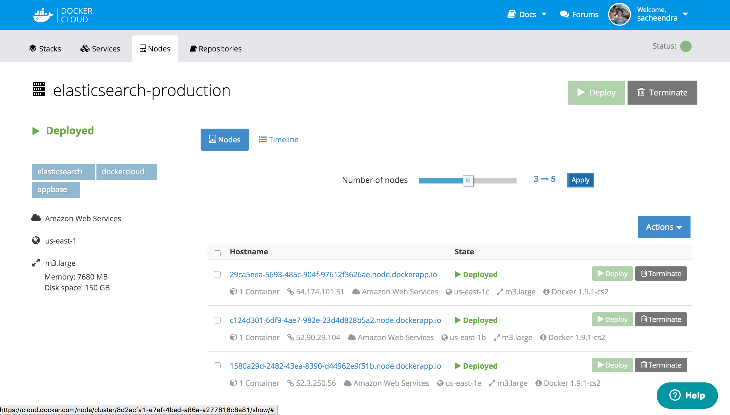 How to Scale and Migrate Elasticsearch with Docker - All