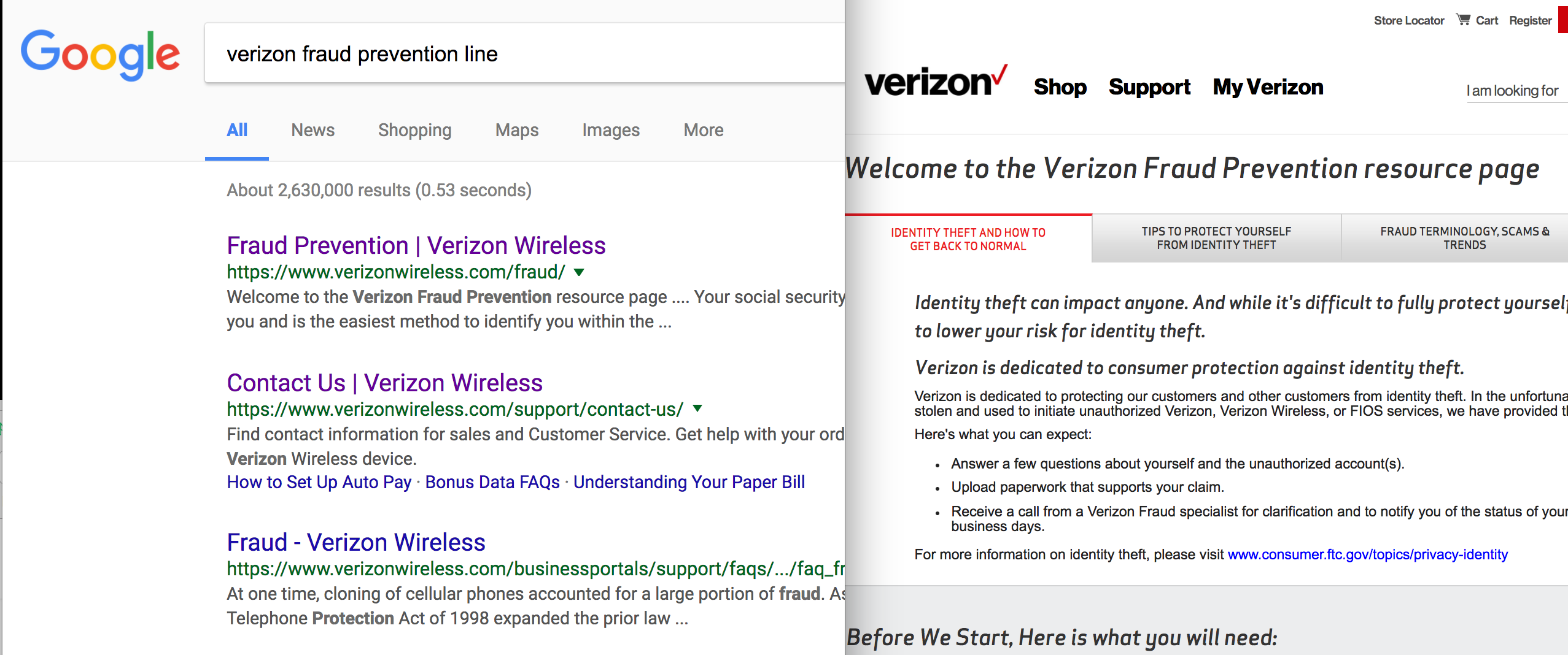 How to lose $8k worth of bitcoin in 15 minutes with Verizon