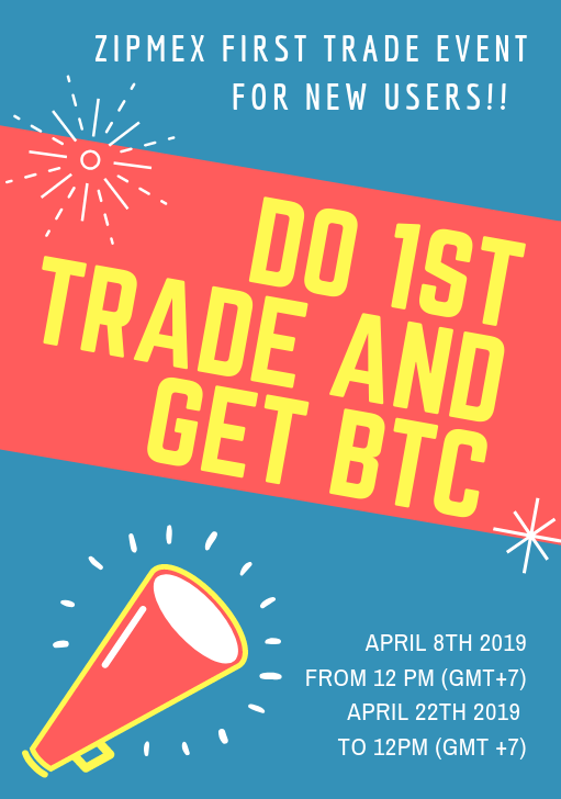 Zipmex Trading Event for New Users!