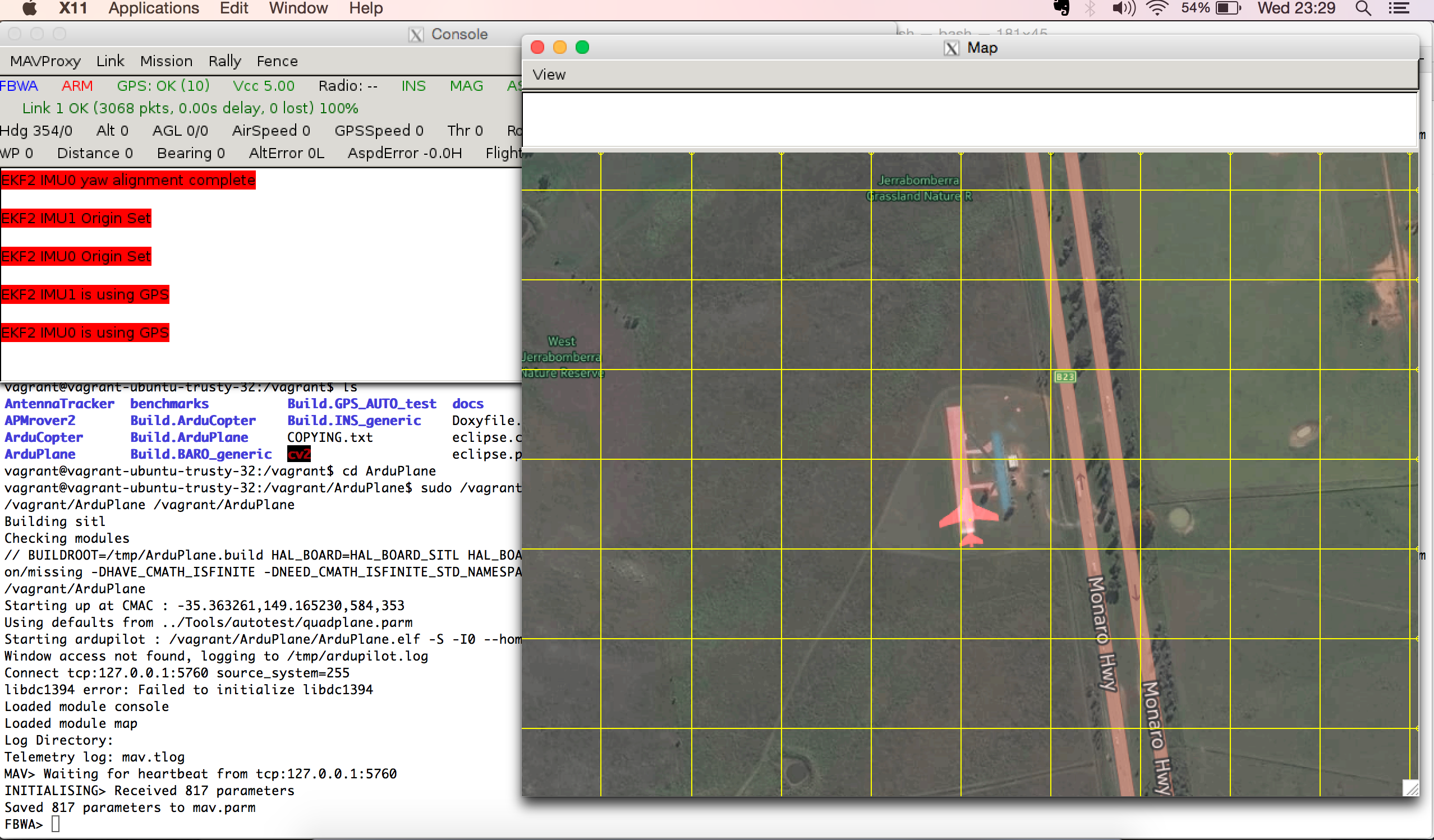 Compile, Deploy and Fly — ArduPilot on Mac OS X  - Varun