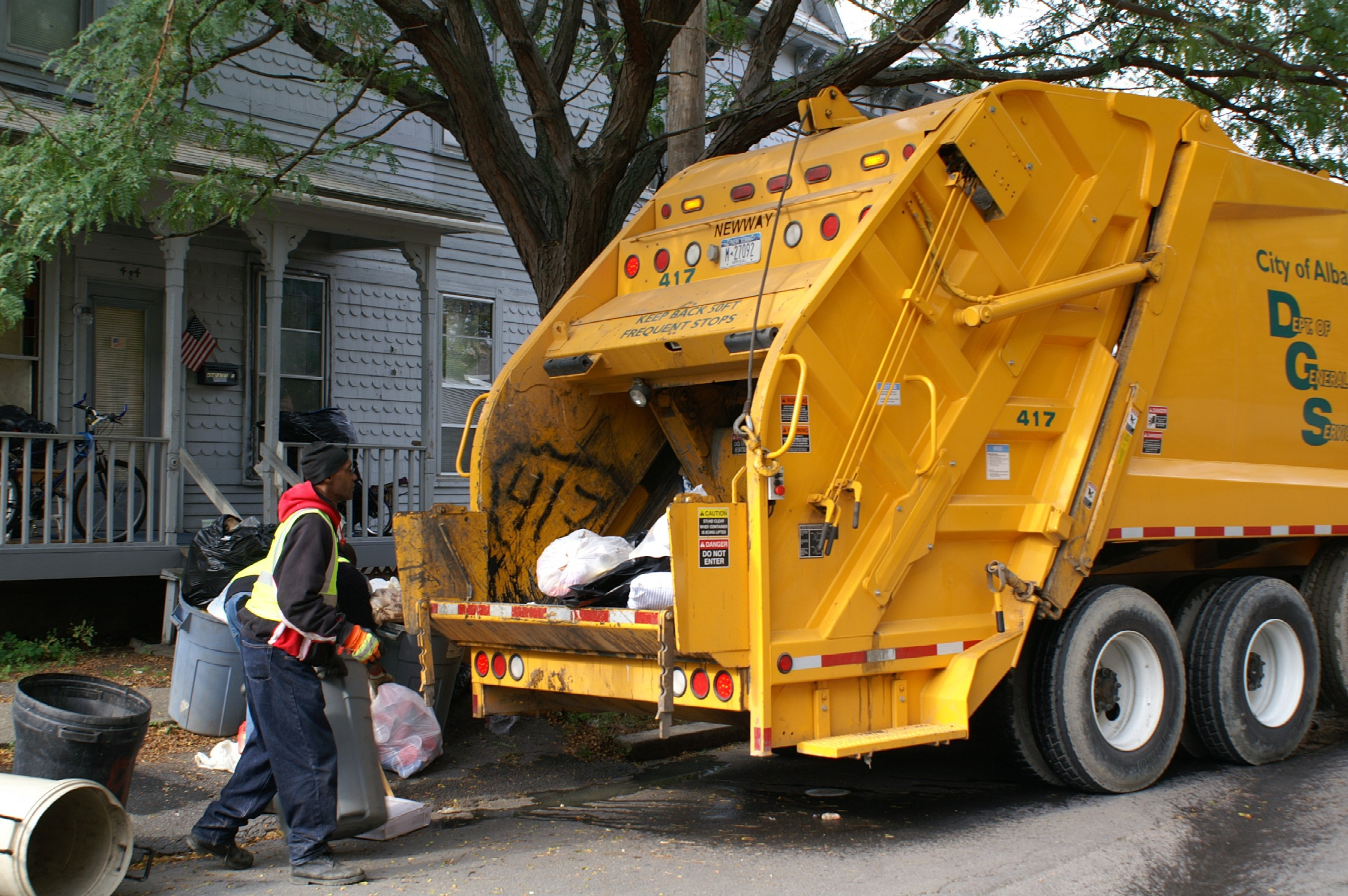 The Garbage Collector