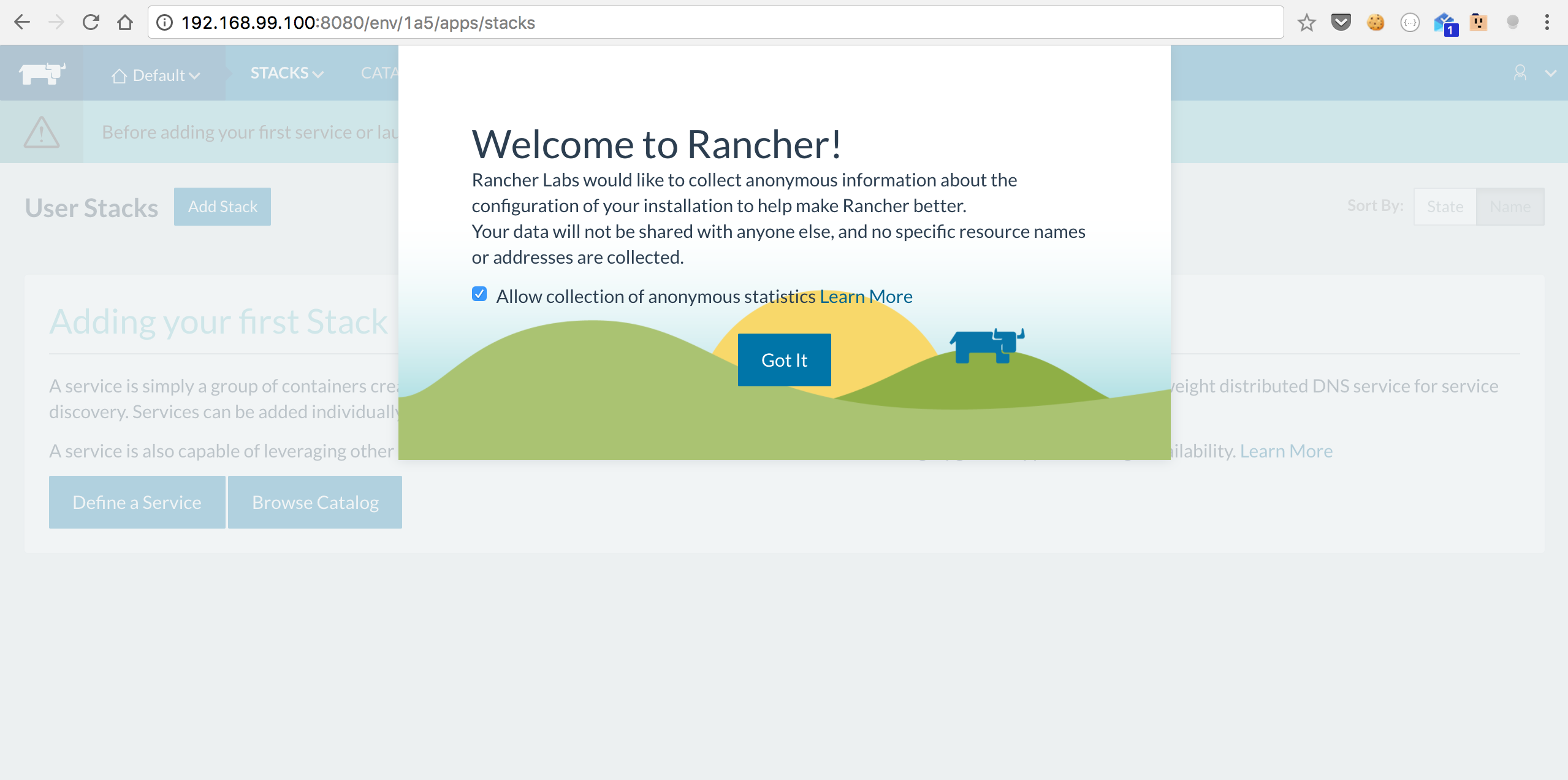 The Hitchhiker's Guide to Rancher — Installation - kloia