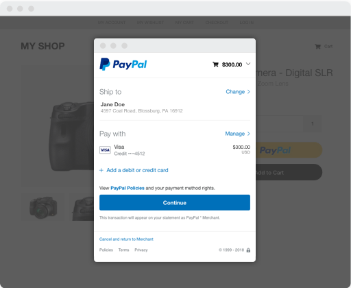 GraphQL: A success story for PayPal Checkout