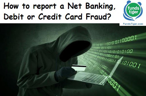 How To Report A Net Banking Debit Or Credit Card Fraud By Surekha Shetty Medium