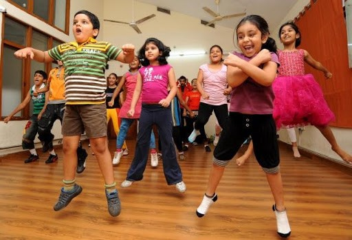 Dance classes for kids. Whilst dance is a good source of fun… | by Little  Pearls Play School | Medium