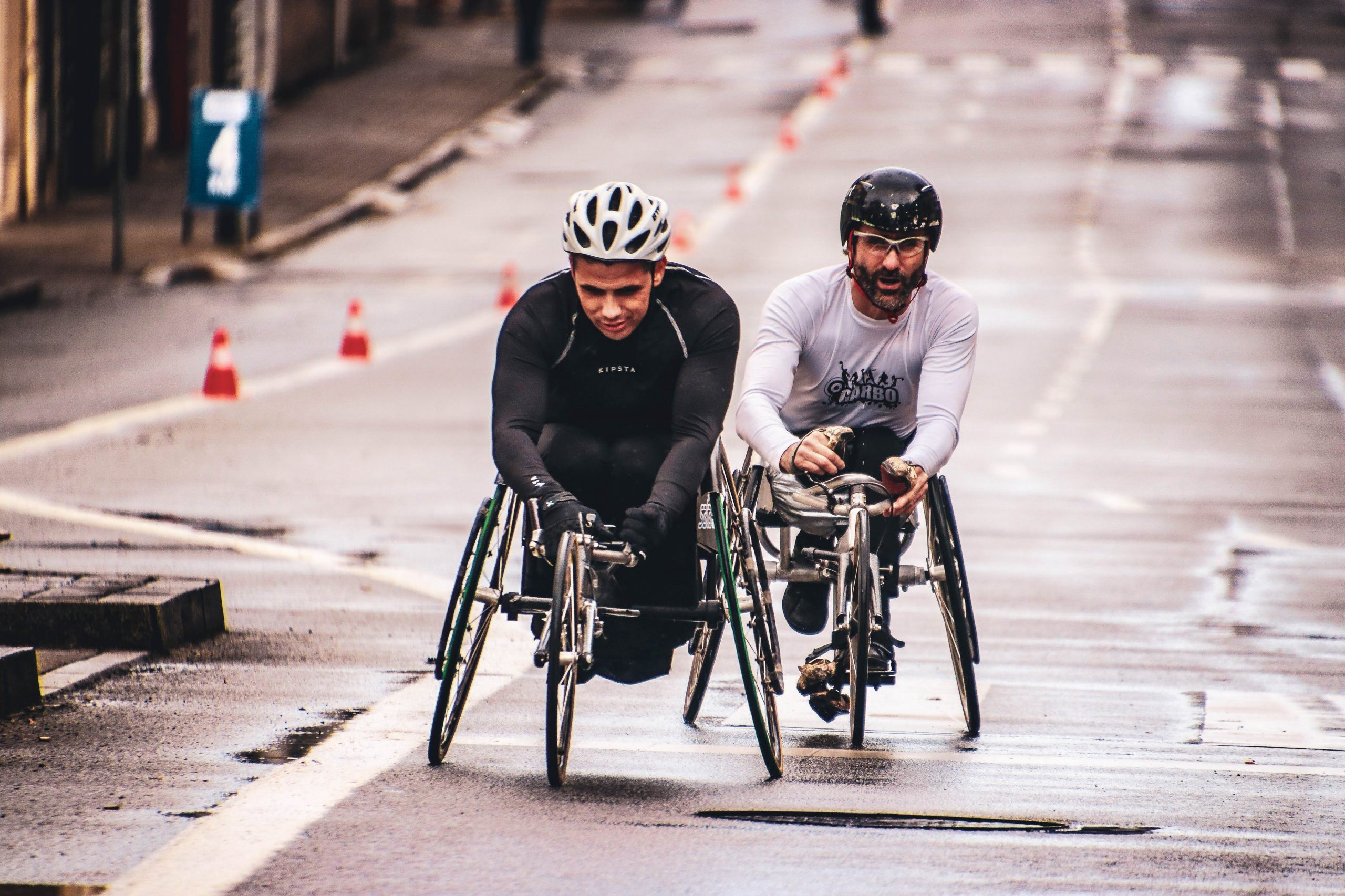 Why we should listen to the disabled community on resilience and flexibility | Rouzbeh Pirouz