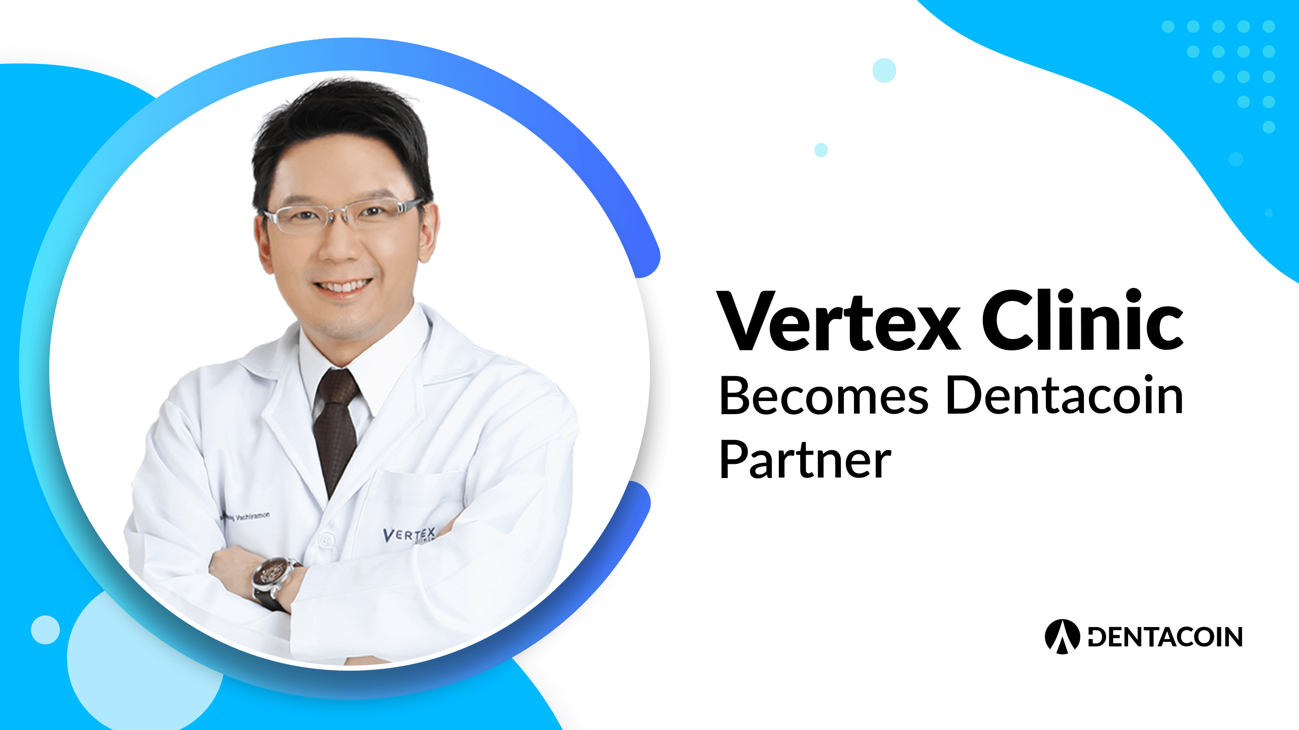 Vertex clinic partner mockup mail