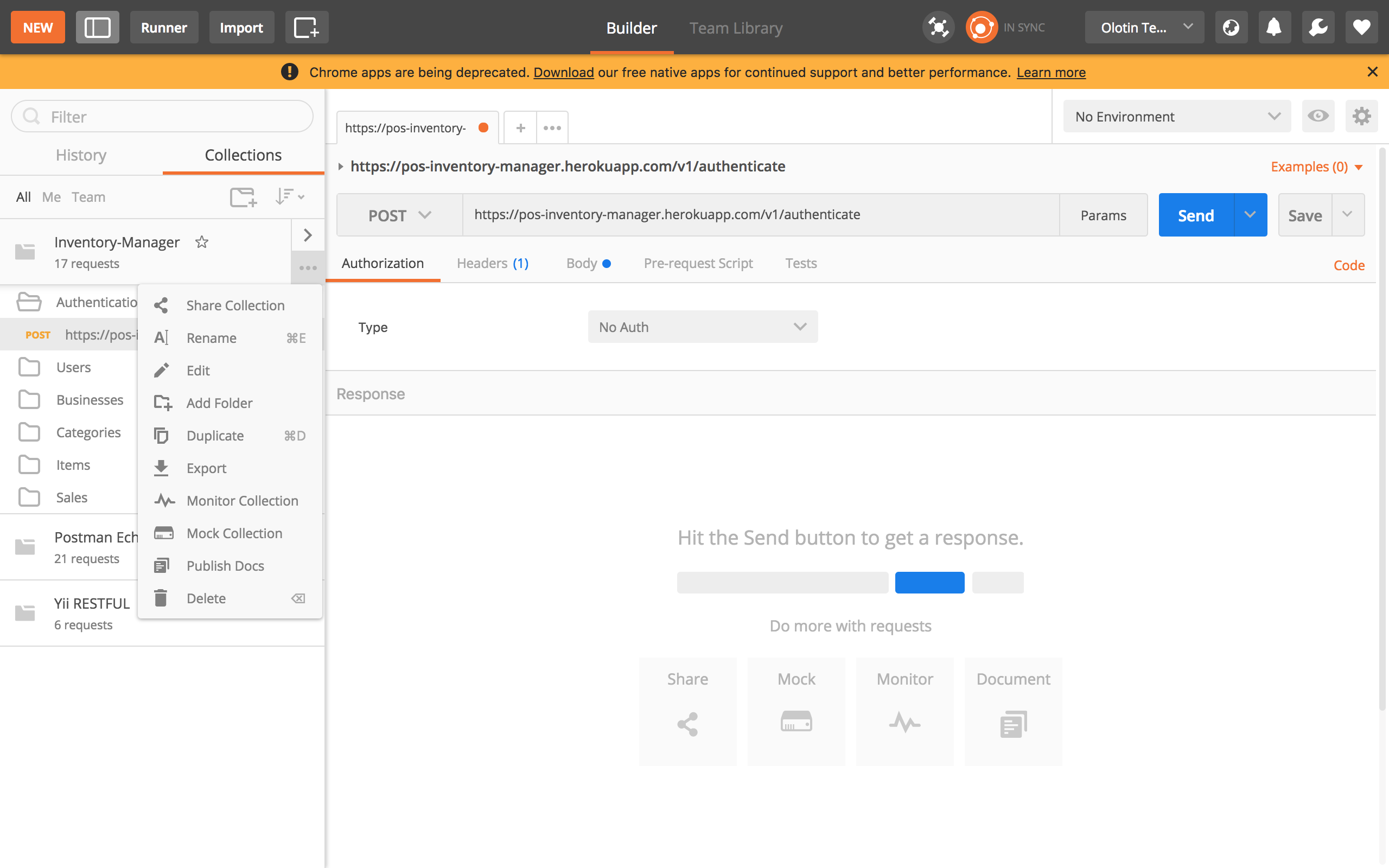How to generate your API documentation with Postman in 20