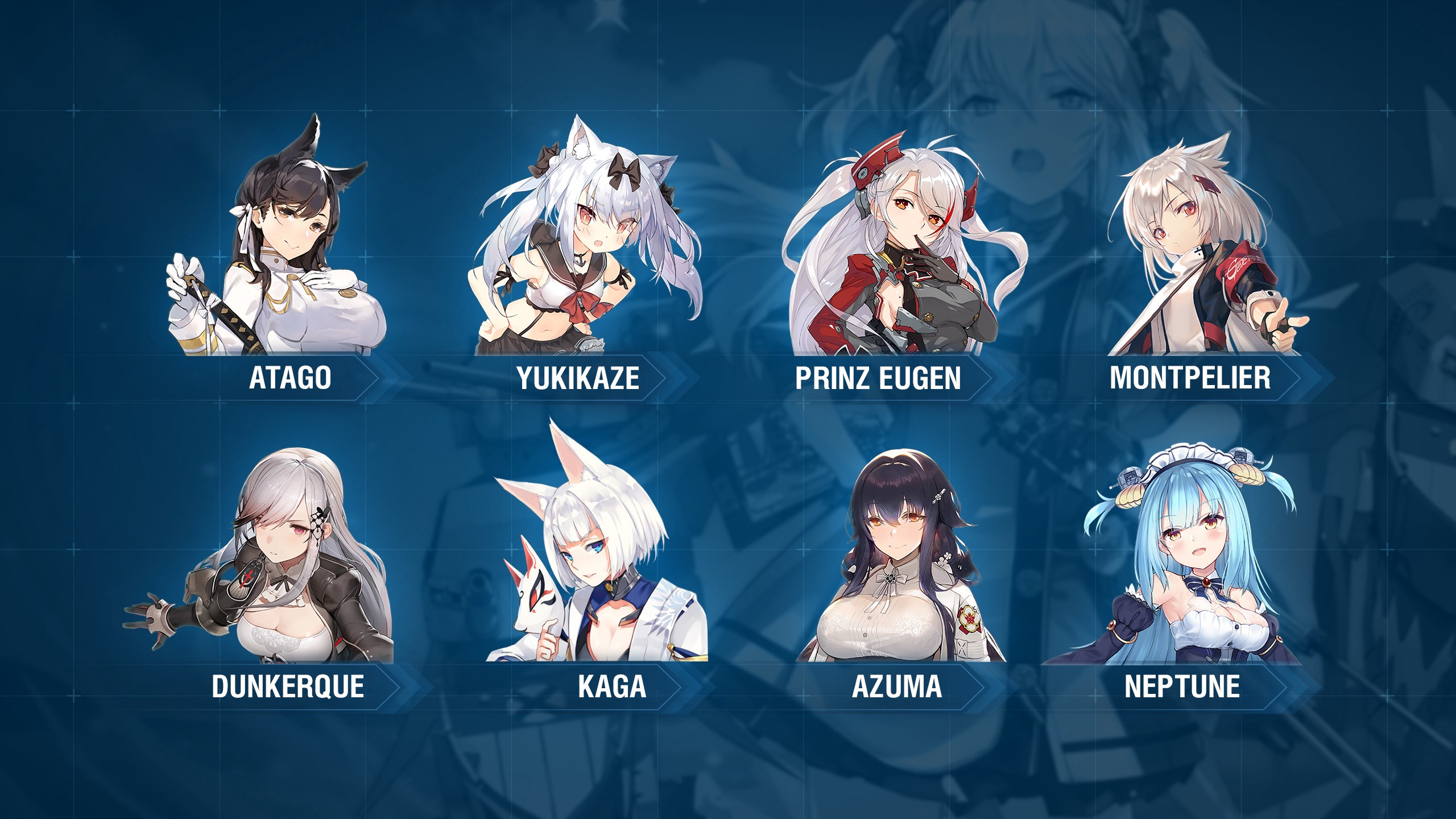 Azur Lane Collaboration Part 2 Devblog Wows Medium