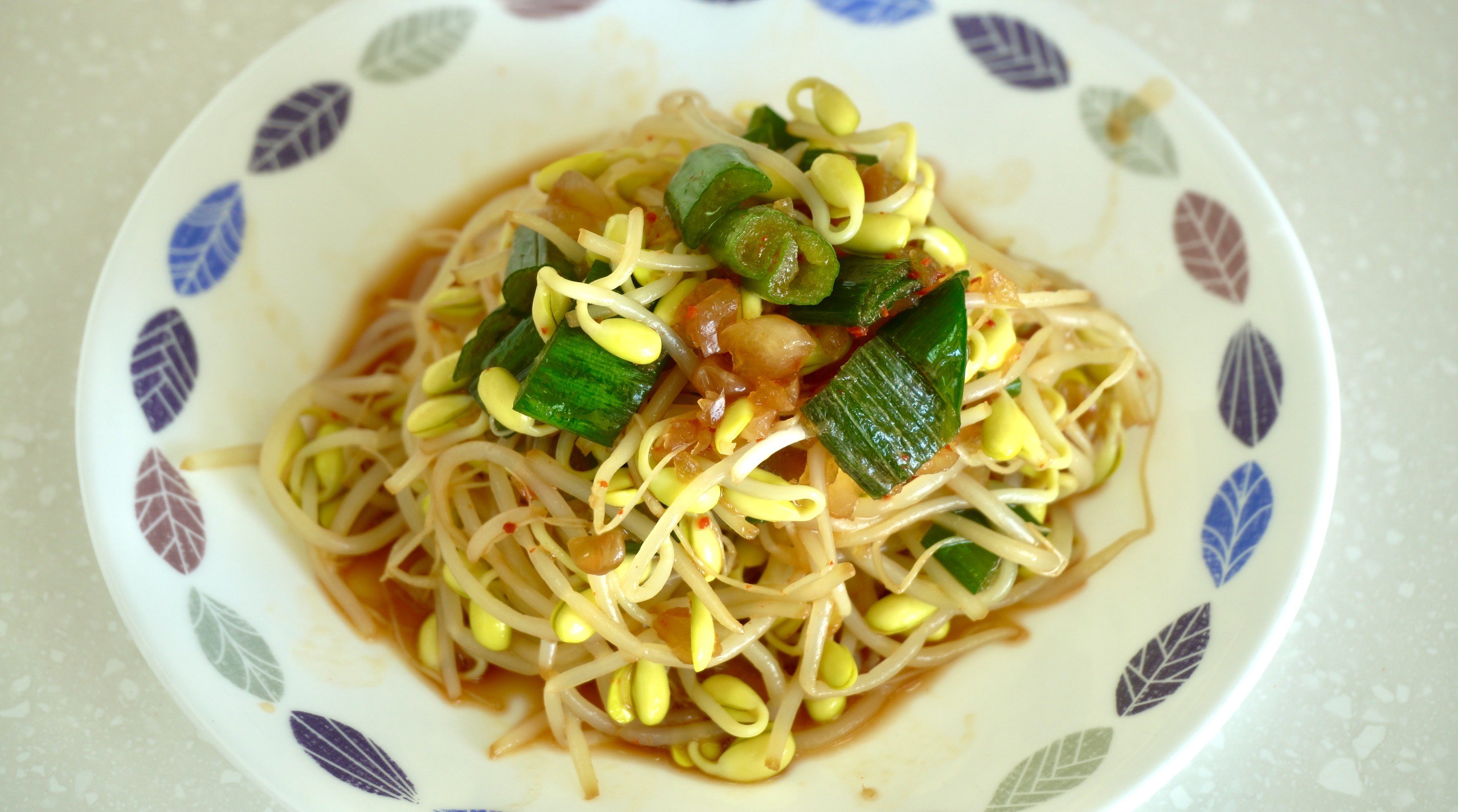 Crispy And Healthy Korean Soybean Sprout Recipe By John Lim The Cookbook For All Medium
