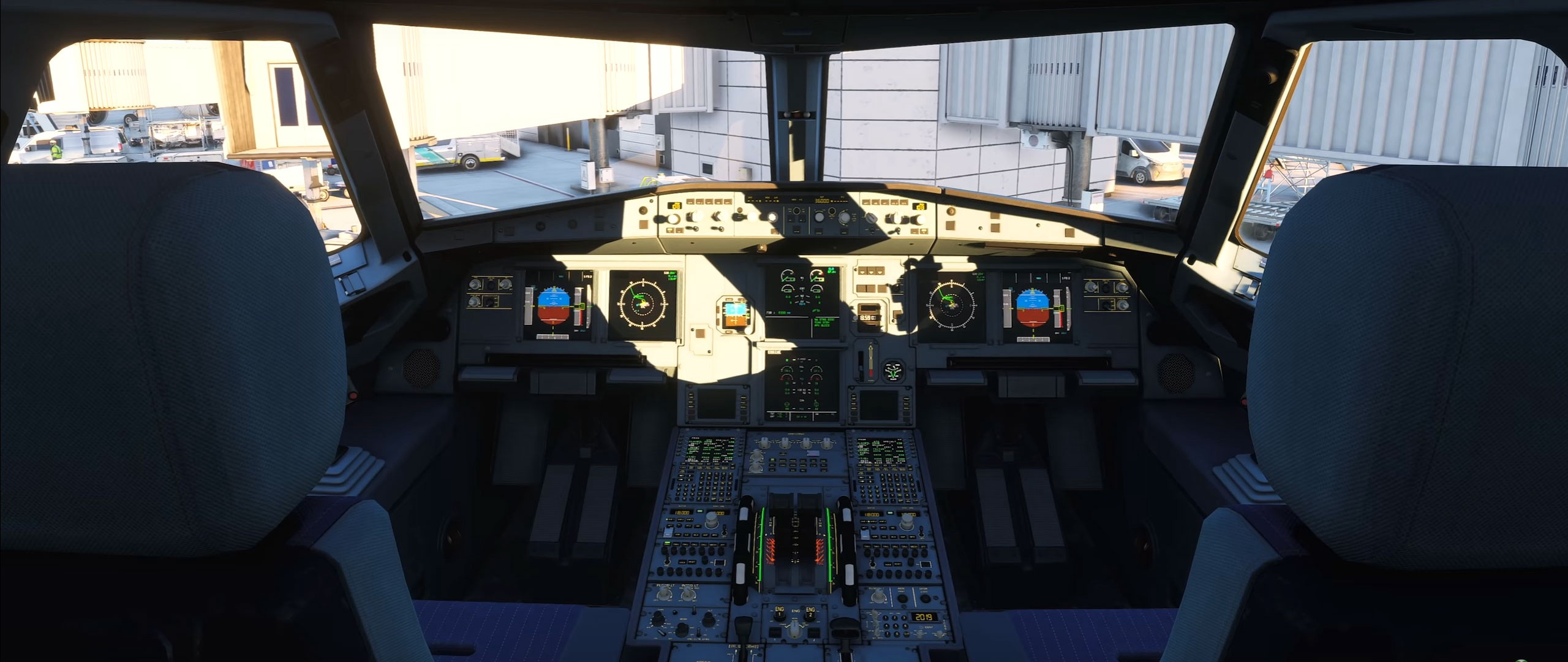 Is Microsoft hiding the big jets in Flight Simulator? Time