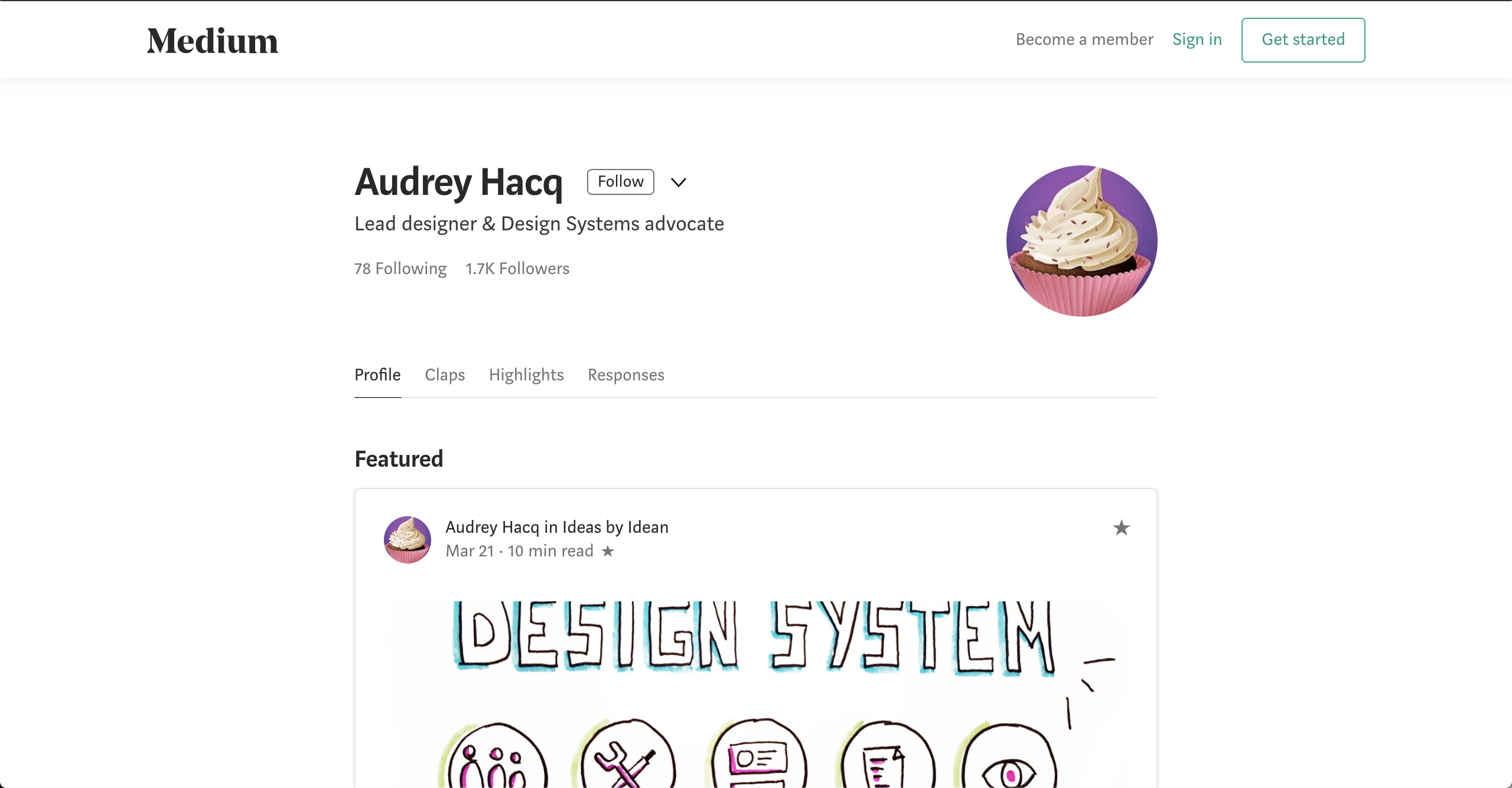 Sushi With Audrey Hacq And Design Systems Tips By Aurora Pleguezuelo Algolia Design Medium