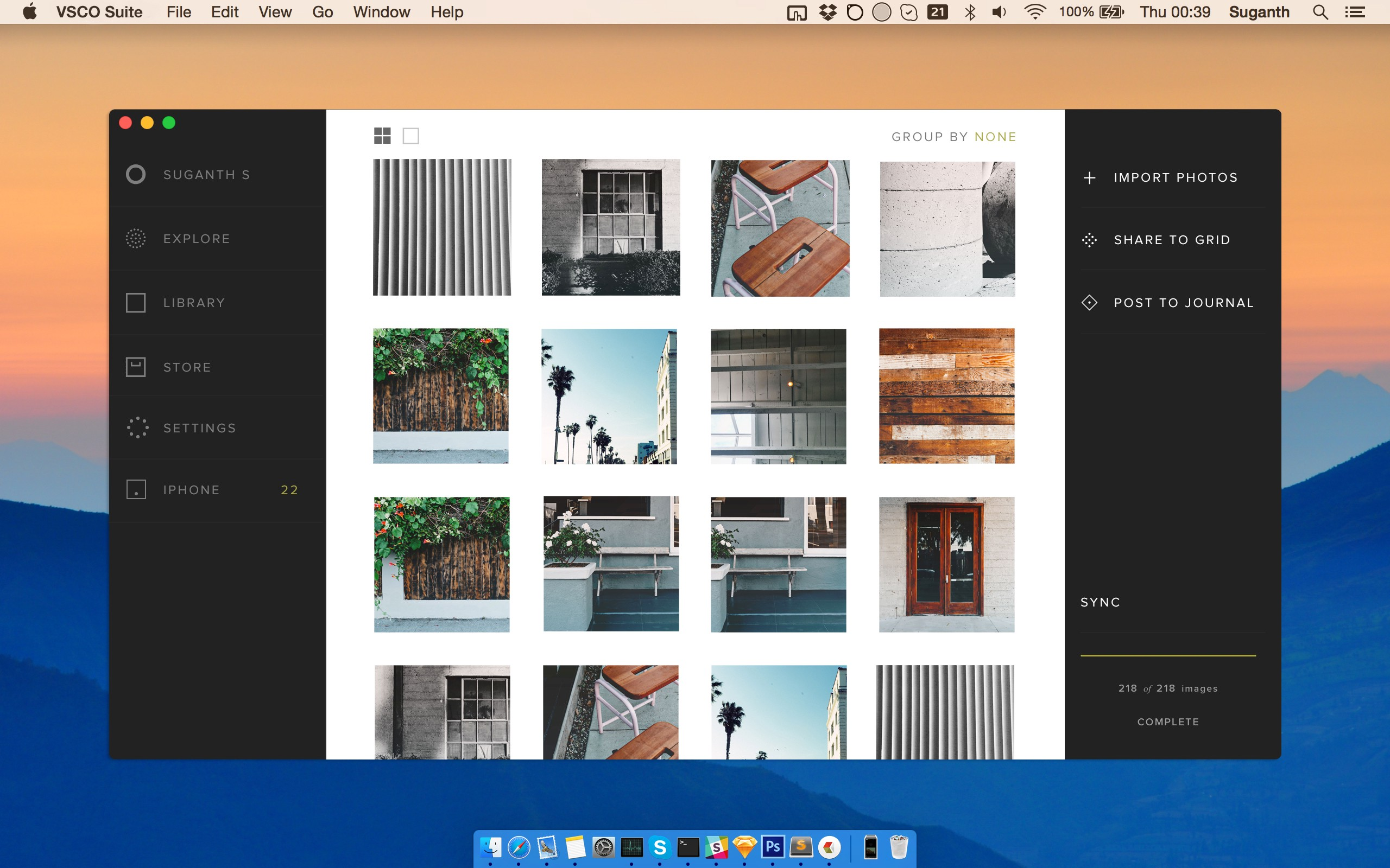 Vsco Suite For Mac Os X Concept To Bring Simple Image Editing By Suganth Let S Make Good Products Medium