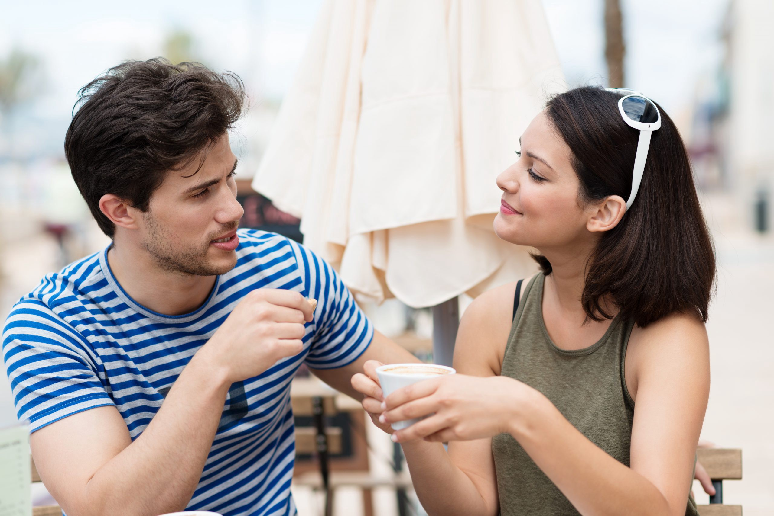 What To Do When Another Girl Flirts With Your Boyfriend | by ♡ Better Date  Than Never ♡ | Medium