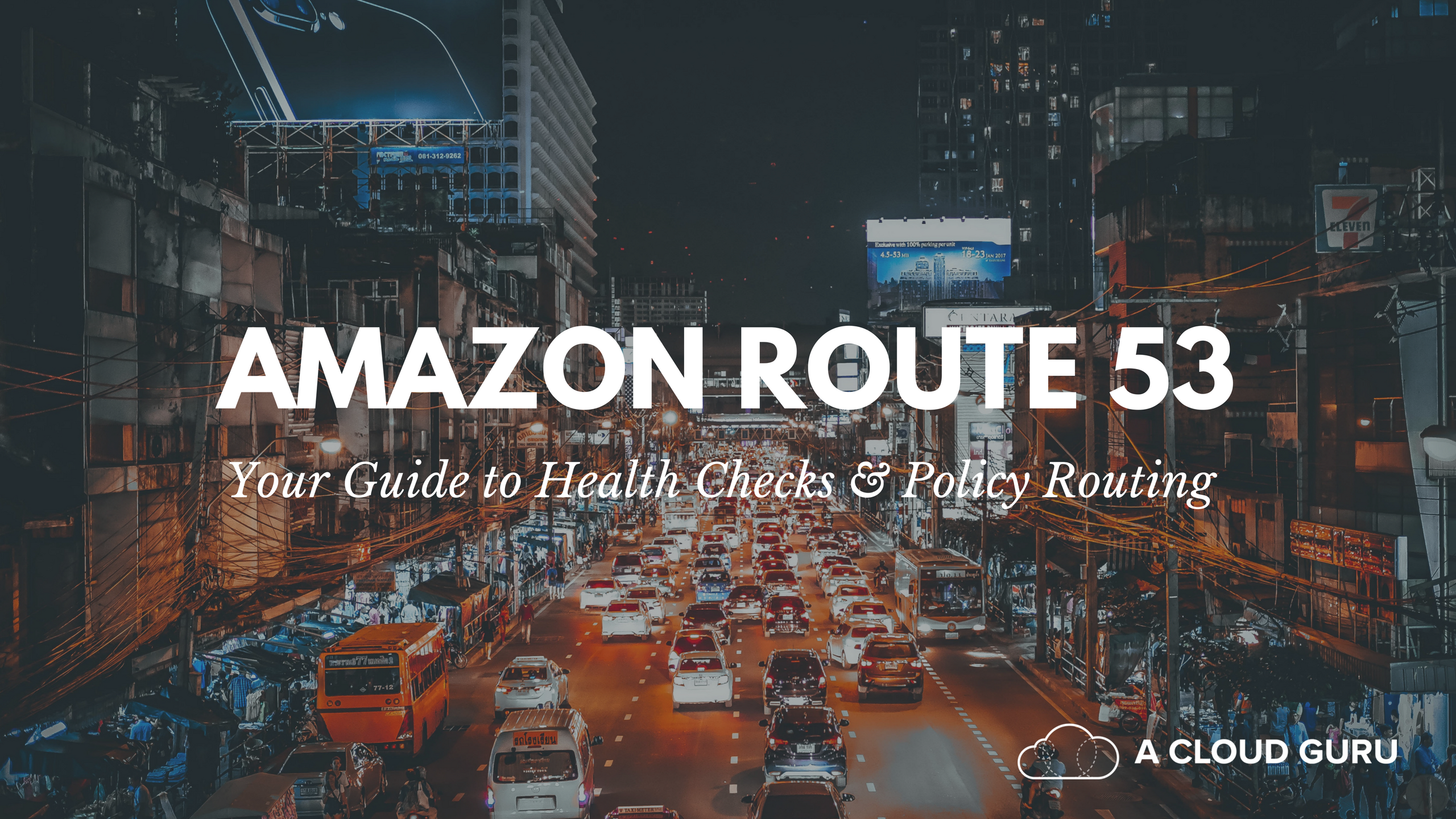 The secret sauce behind Amazon Route53 - A Cloud Guru
