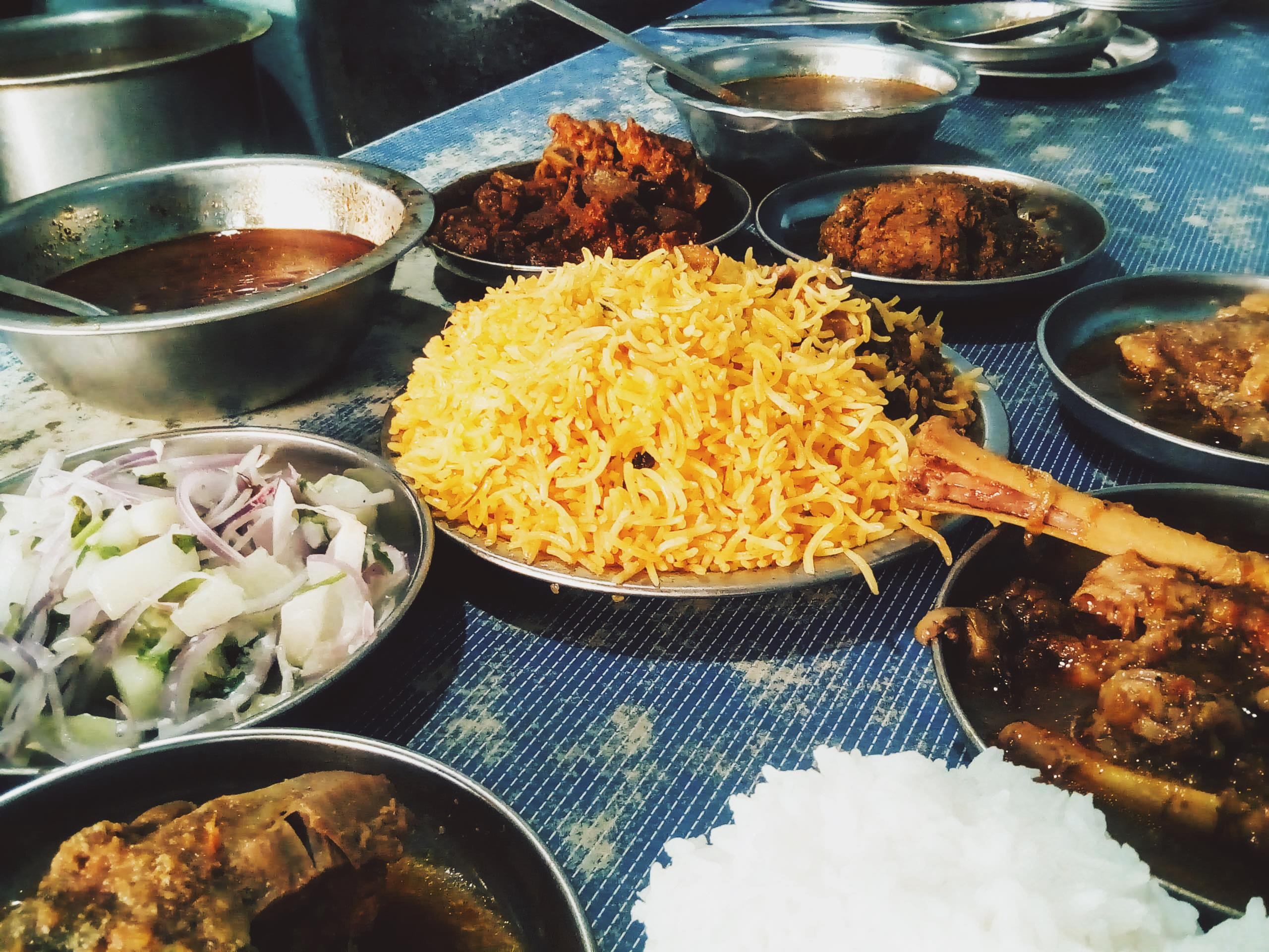 Top 3 Places To Have Biryani In Mysore Gully Tours Medium