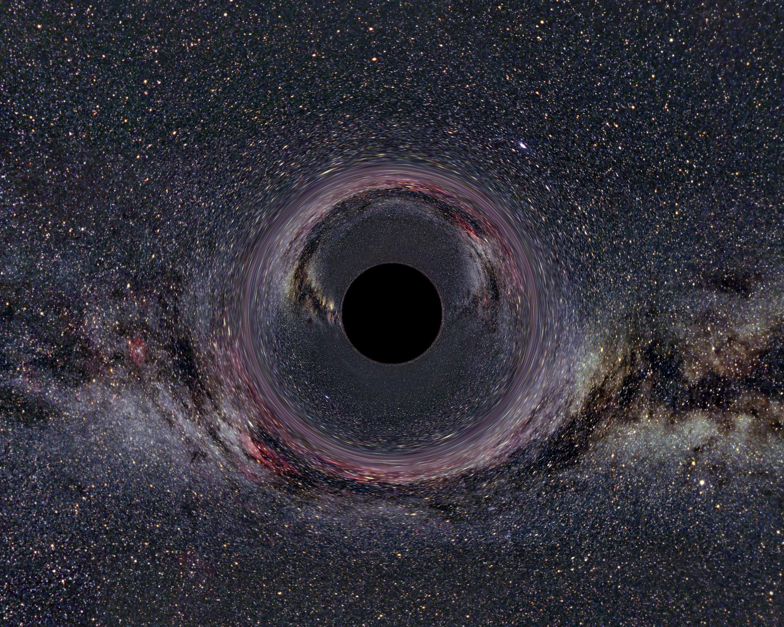 There Might Be A Universe Inside Every Black Hole A Tl Dr