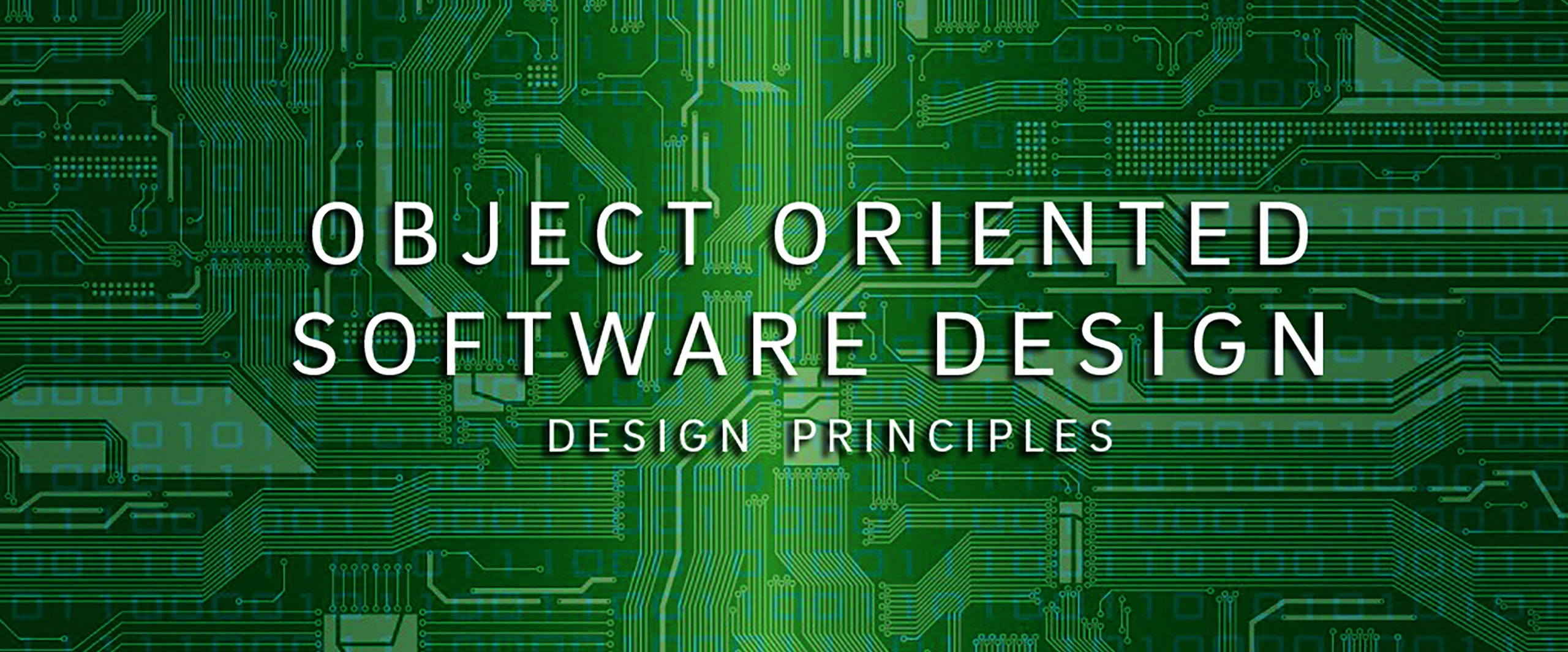 Object Oriented Design Principles By Halil Ozel Medium